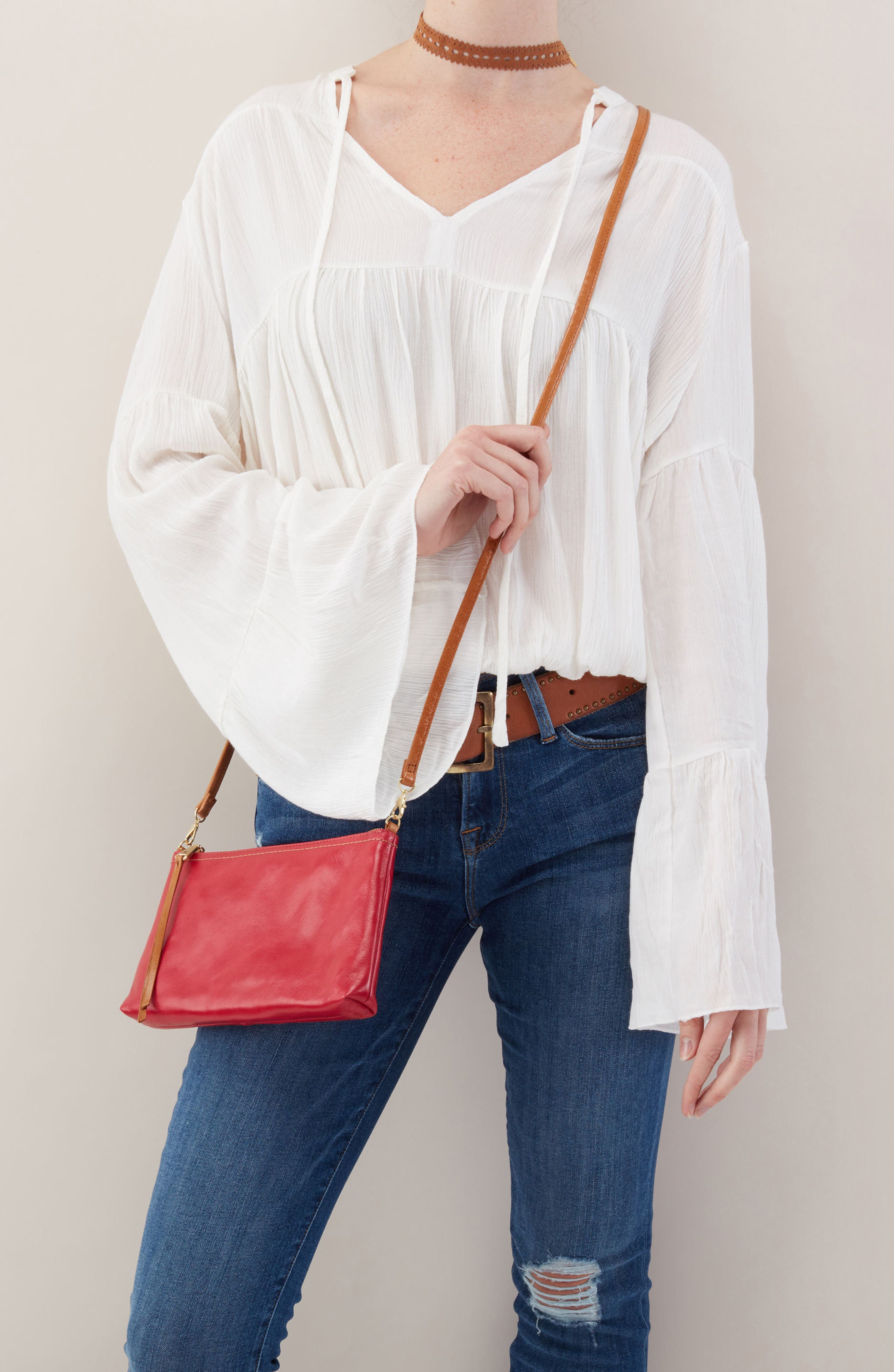 'Darcy' Leather Crossbody Bag,                             Alternate thumbnail 77, color,