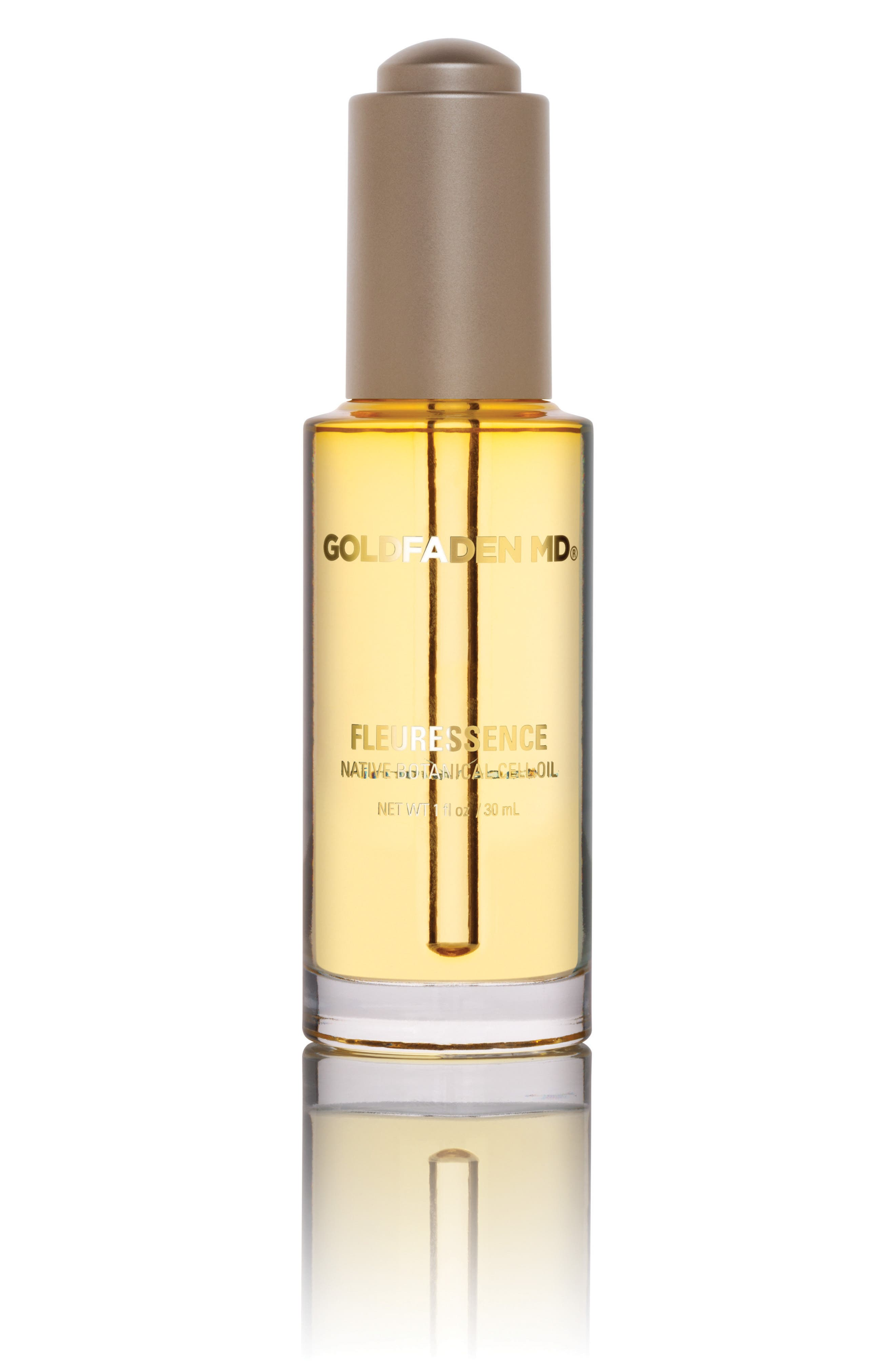 SPACE.NK.apothecary Goldfaden MD Fleuressence Native Botanical Cell Oil,                             Alternate thumbnail 2, color,                             000