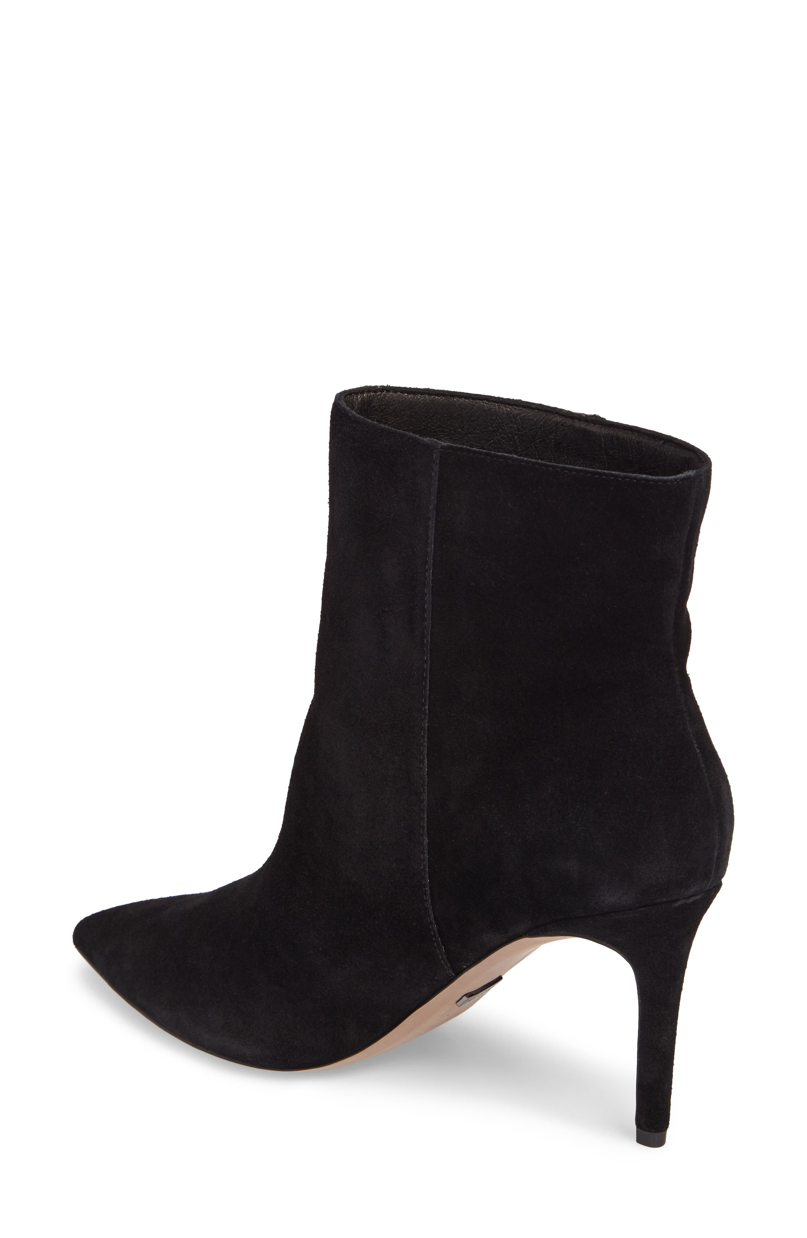 Holiday Stiletto Bootie,                             Alternate thumbnail 3, color,