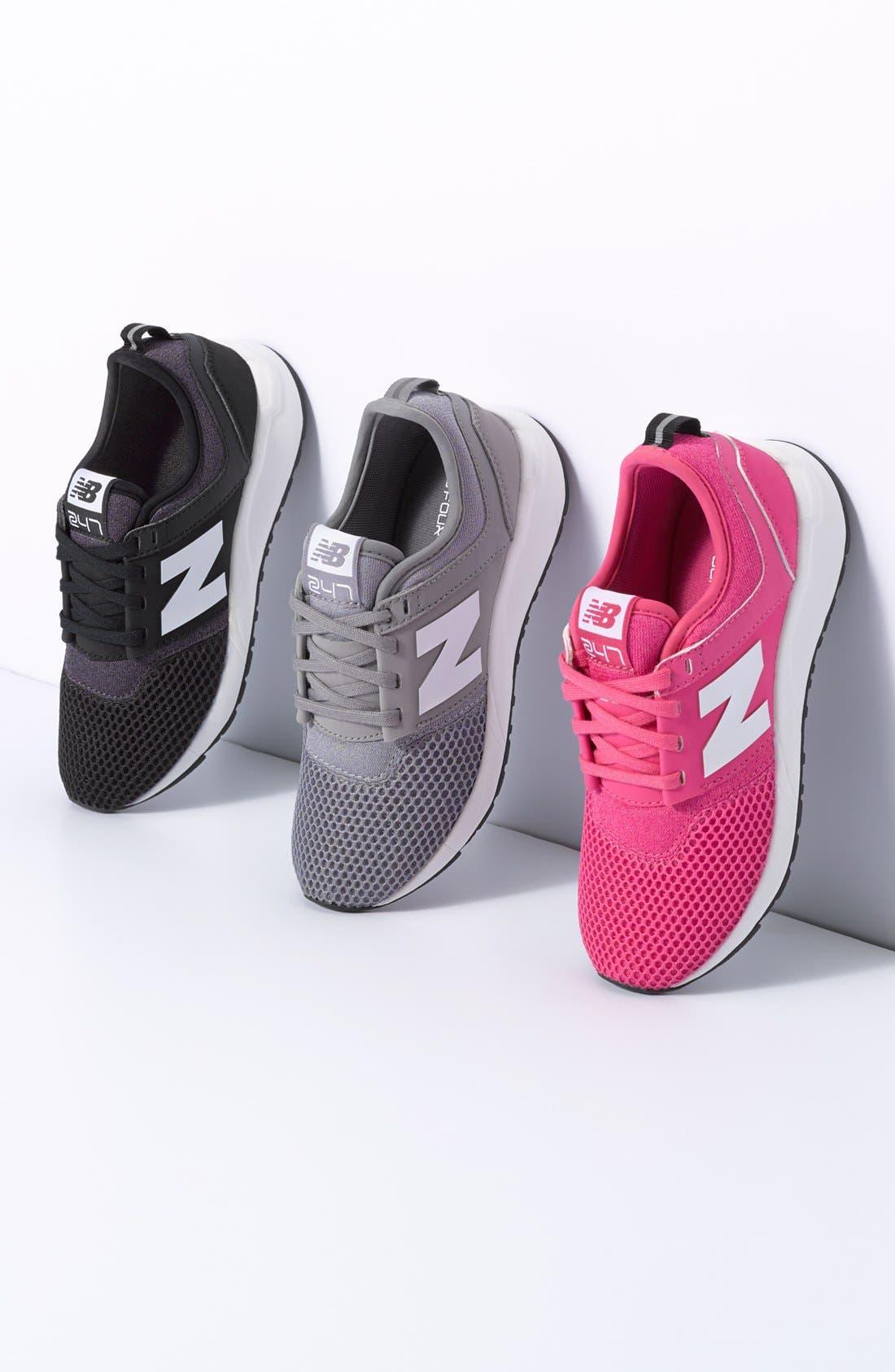 247 Sport Sneaker,                             Alternate thumbnail 2, color,                             001