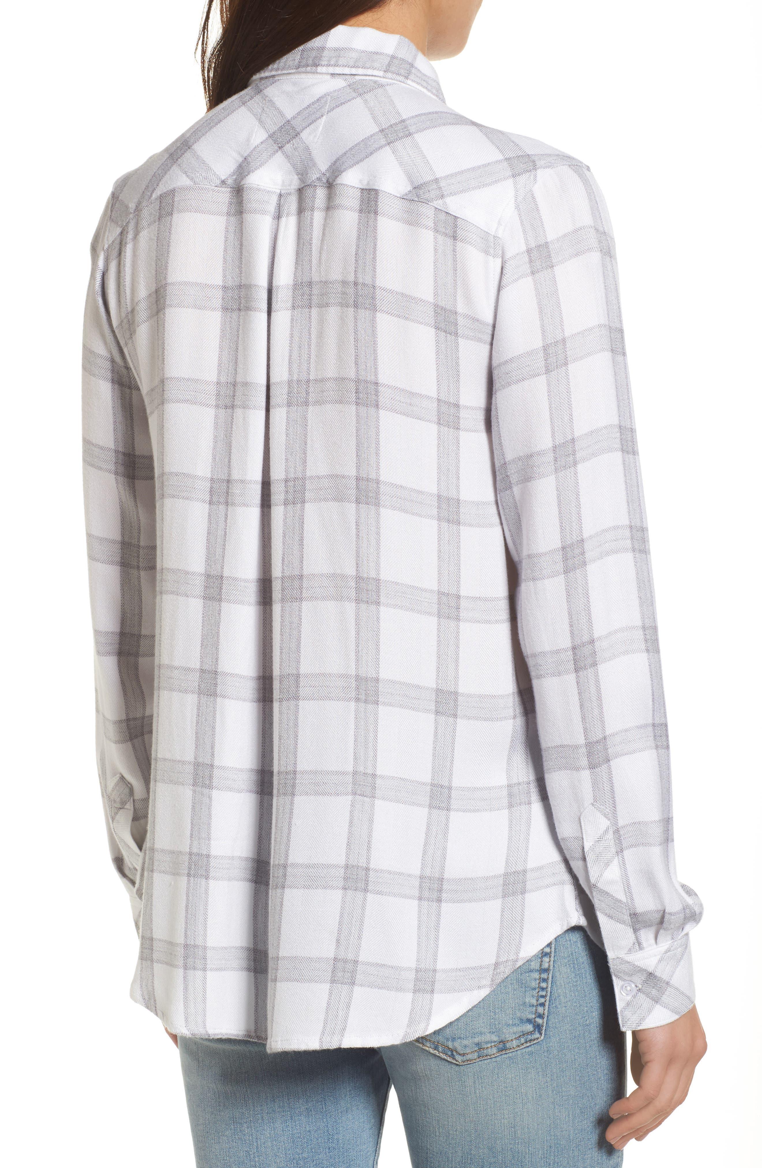 Hunter Plaid Shirt,                             Alternate thumbnail 247, color,