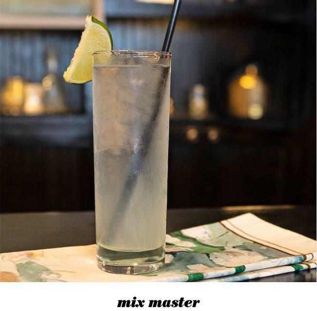Designer Billy Reid's Limonata Margarita.