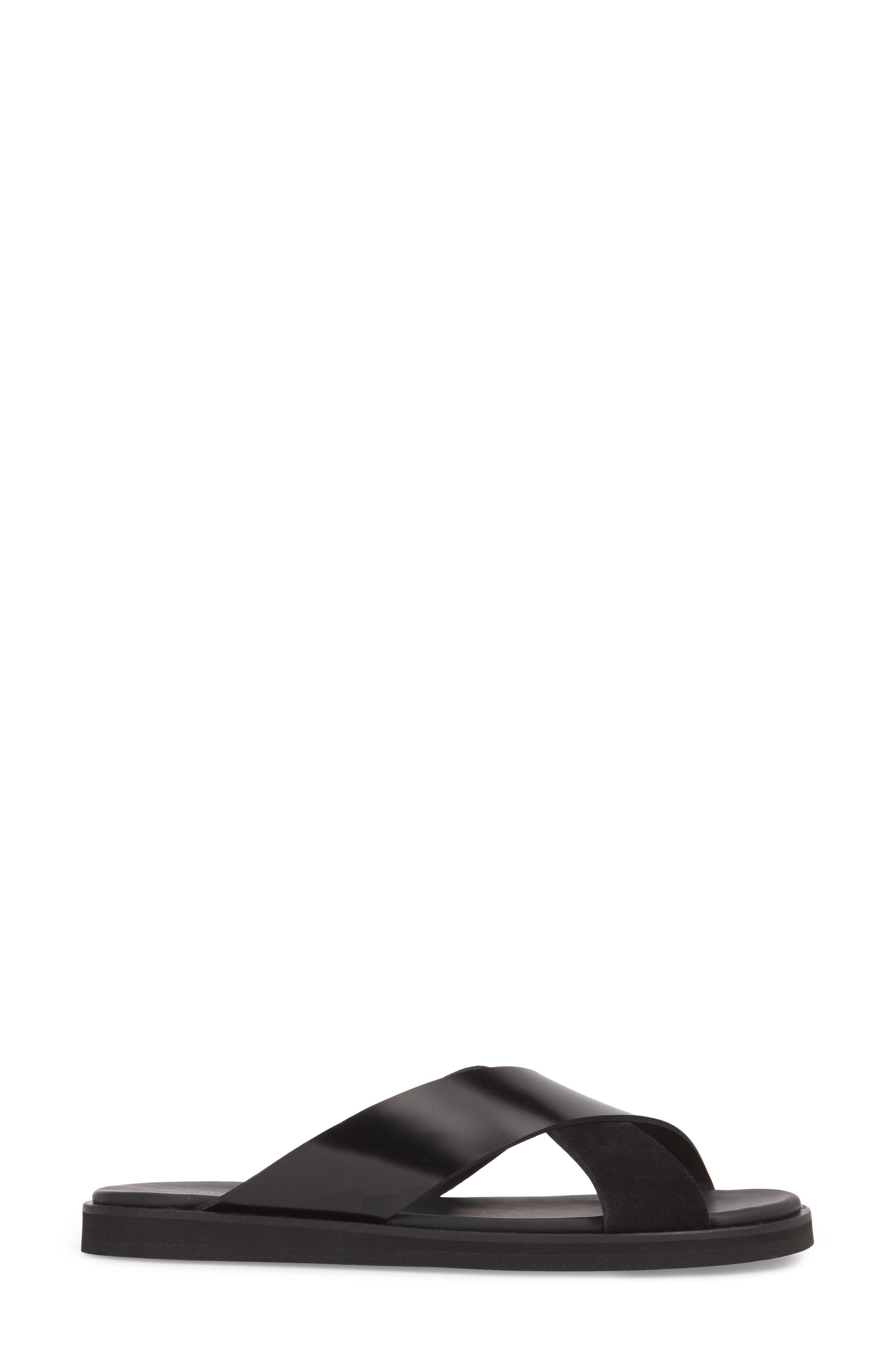 Kavala Slide Sandal,                             Alternate thumbnail 3, color,                             001