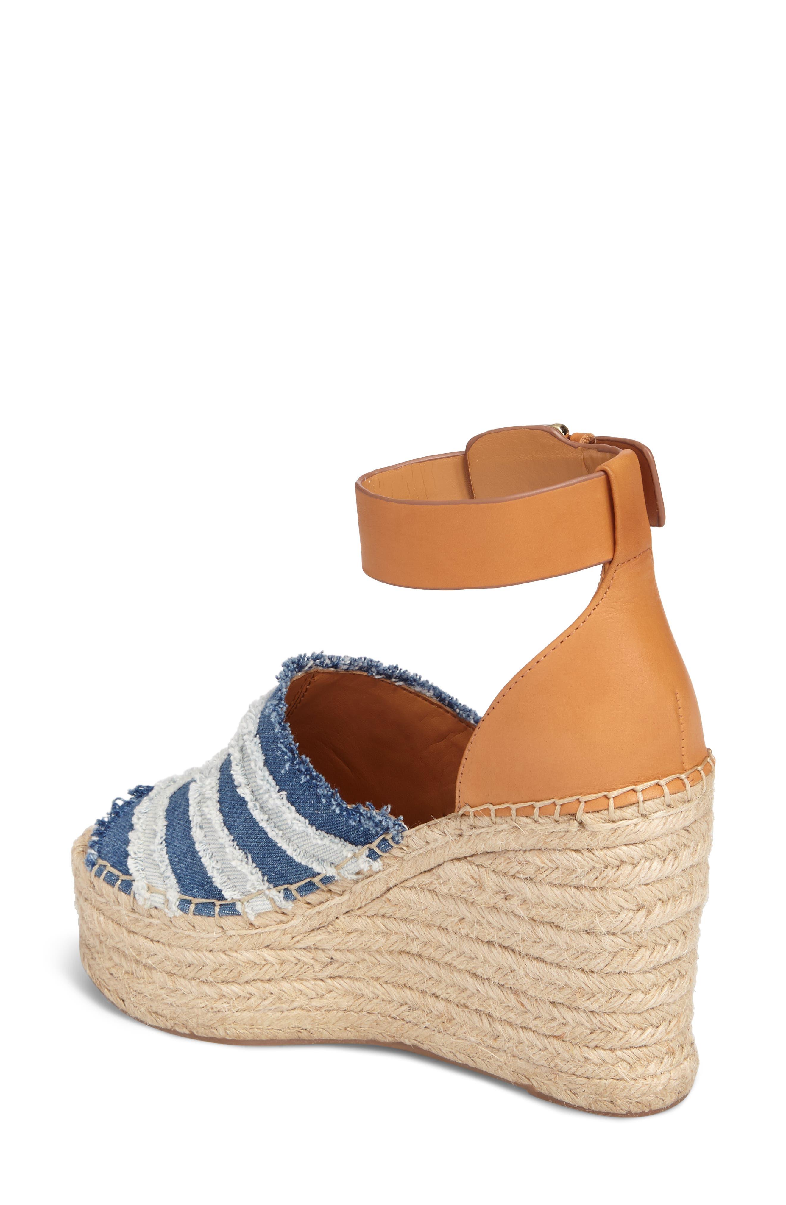 Adria Wedge Sandal,                             Alternate thumbnail 2, color,