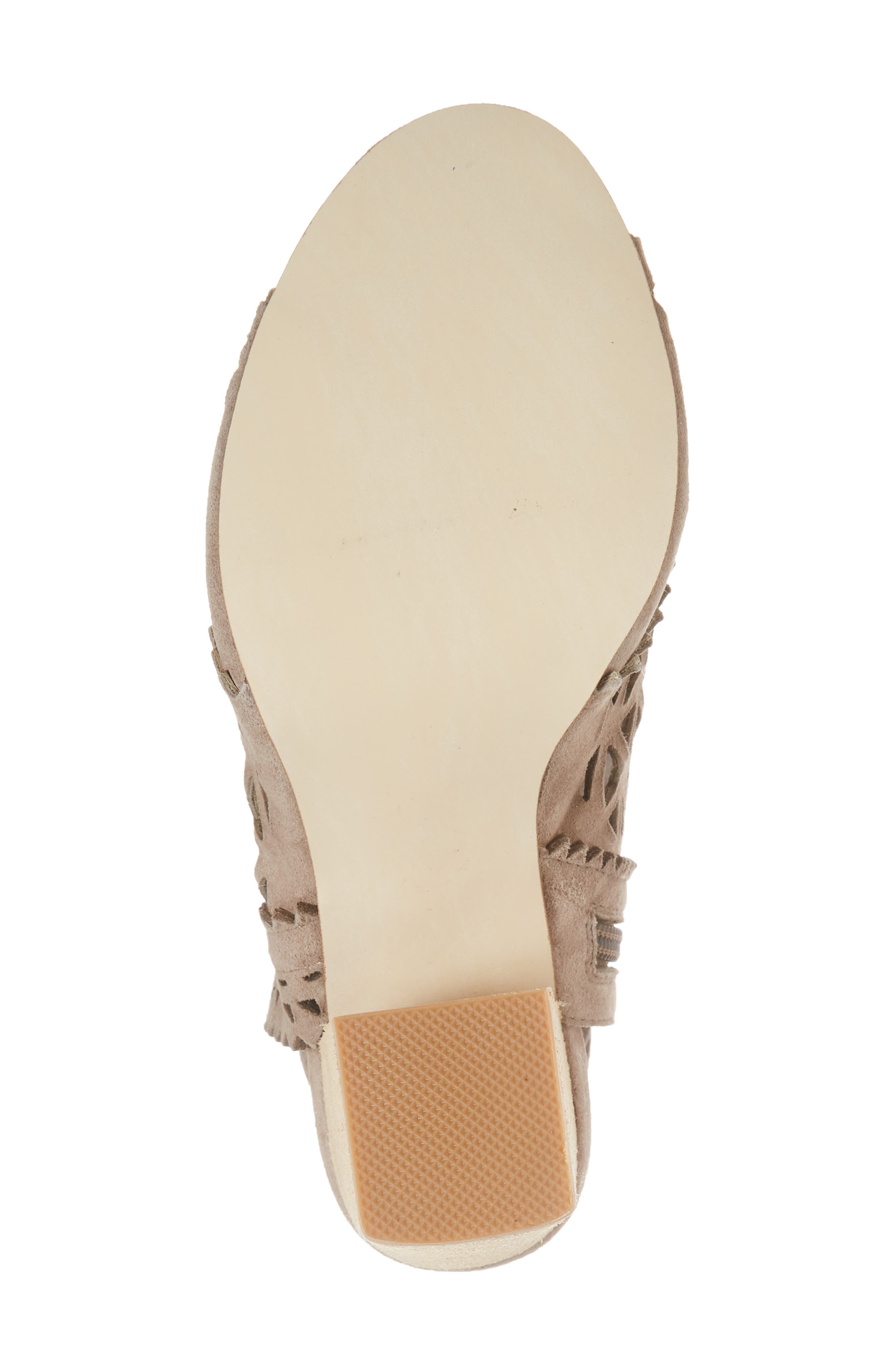 Ottawa Sandal,                             Alternate thumbnail 6, color,                             TAUPE SUEDE