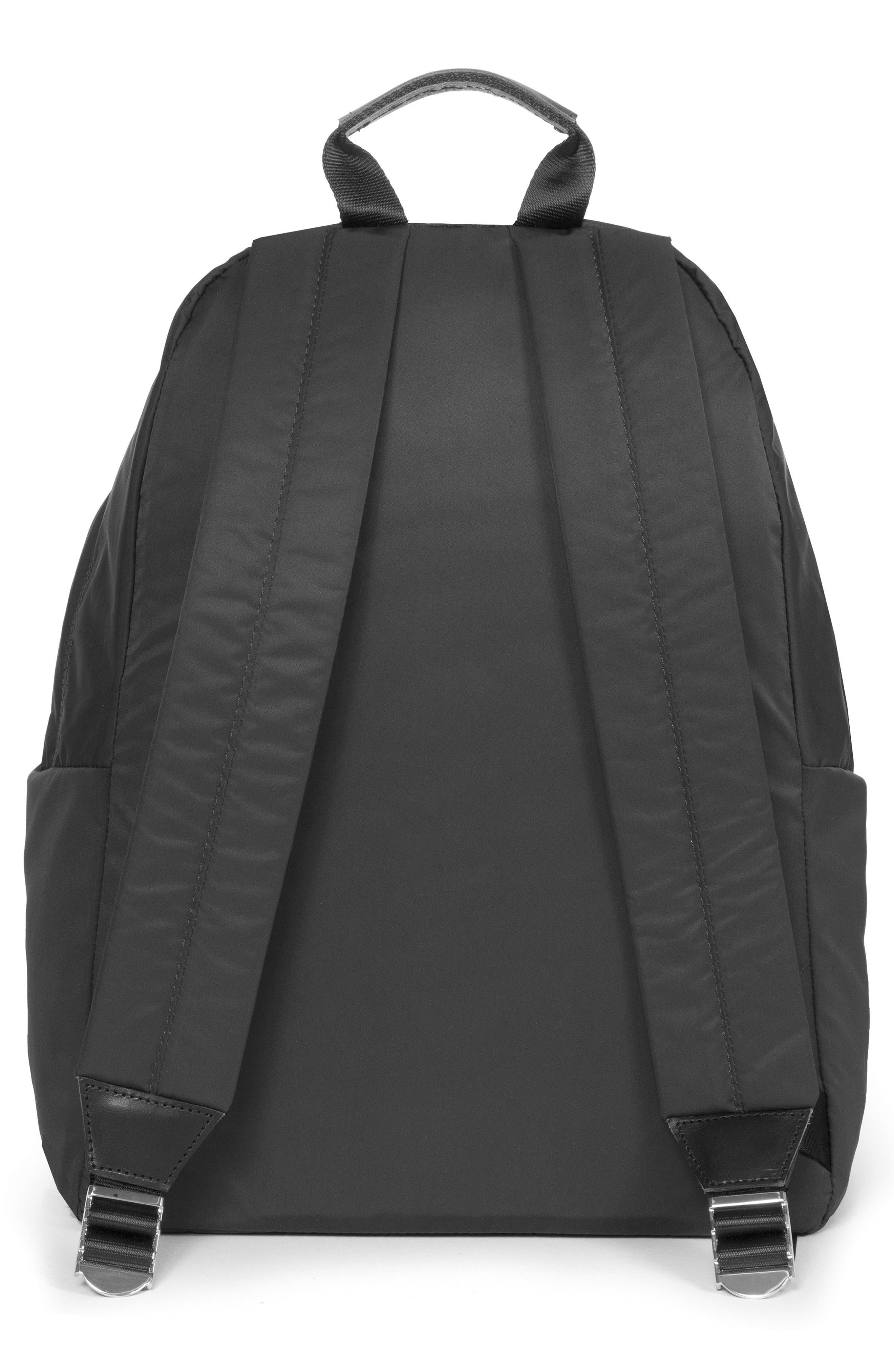 EASTPAK,                             Padded Doubl'r<sup>®</sup> Nylon Backpack,                             Alternate thumbnail 2, color,                             001