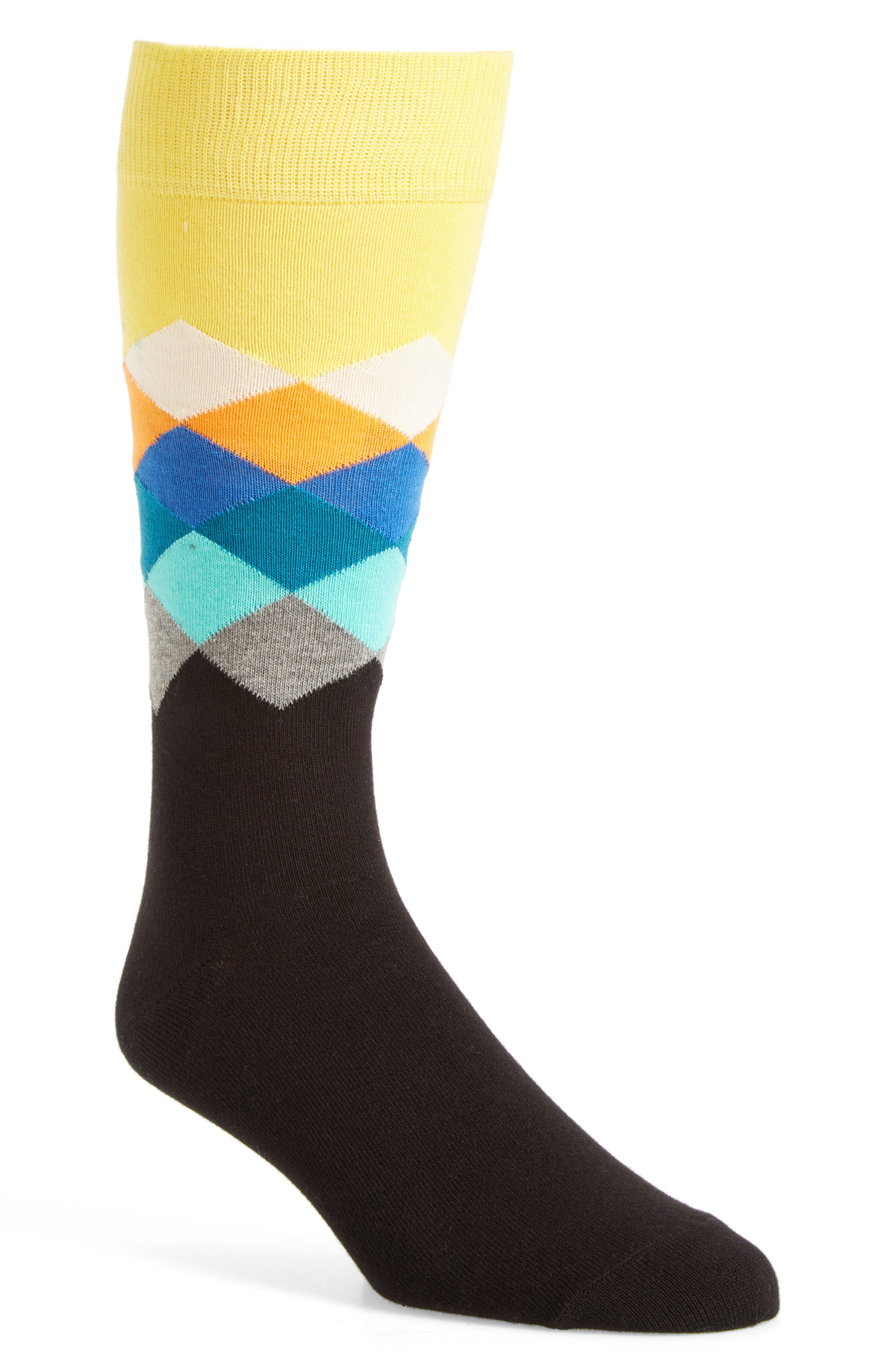 Diamond Socks,                             Main thumbnail 1, color,                             422