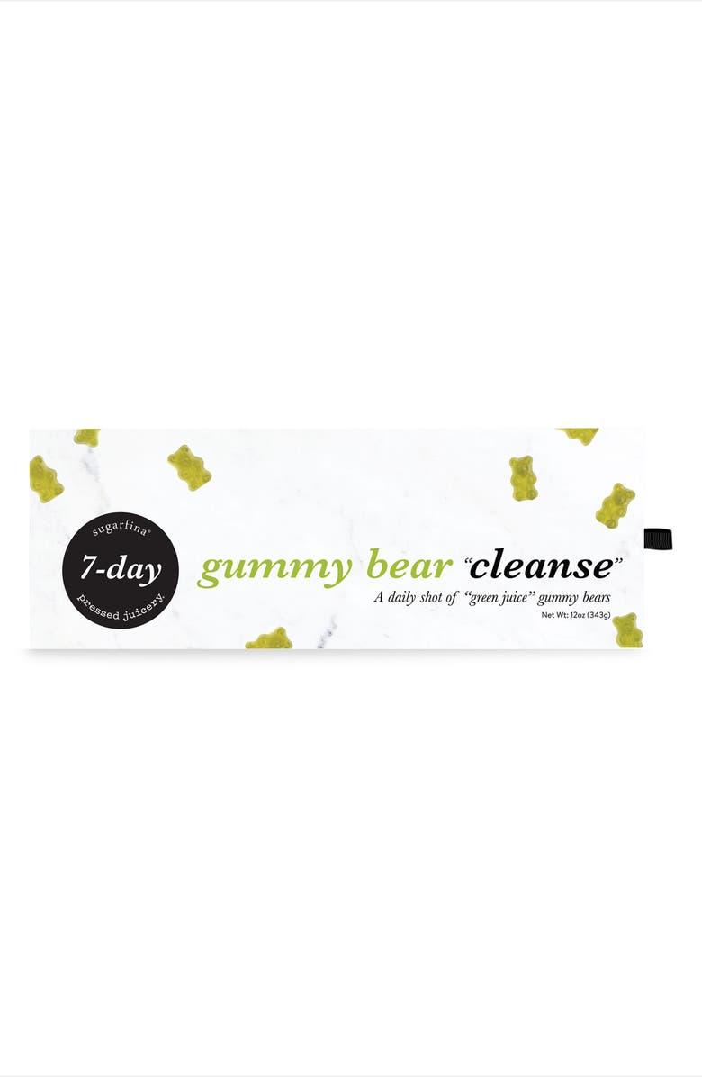 Sugarfina X Pressed Juicery Green Juice 7 Day Gummy Bear