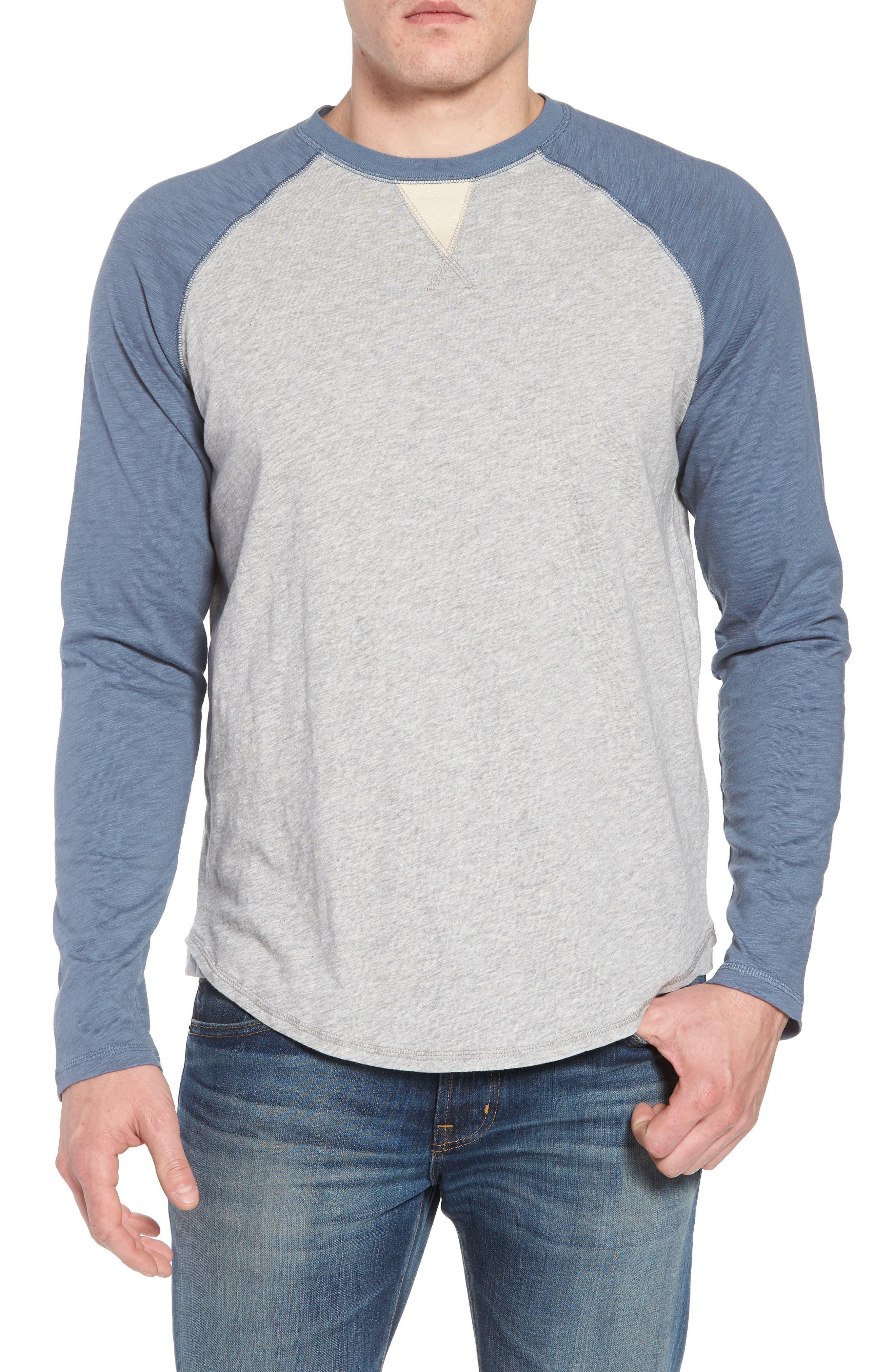 Vintage Raglan Shirt,                             Main thumbnail 3, color,