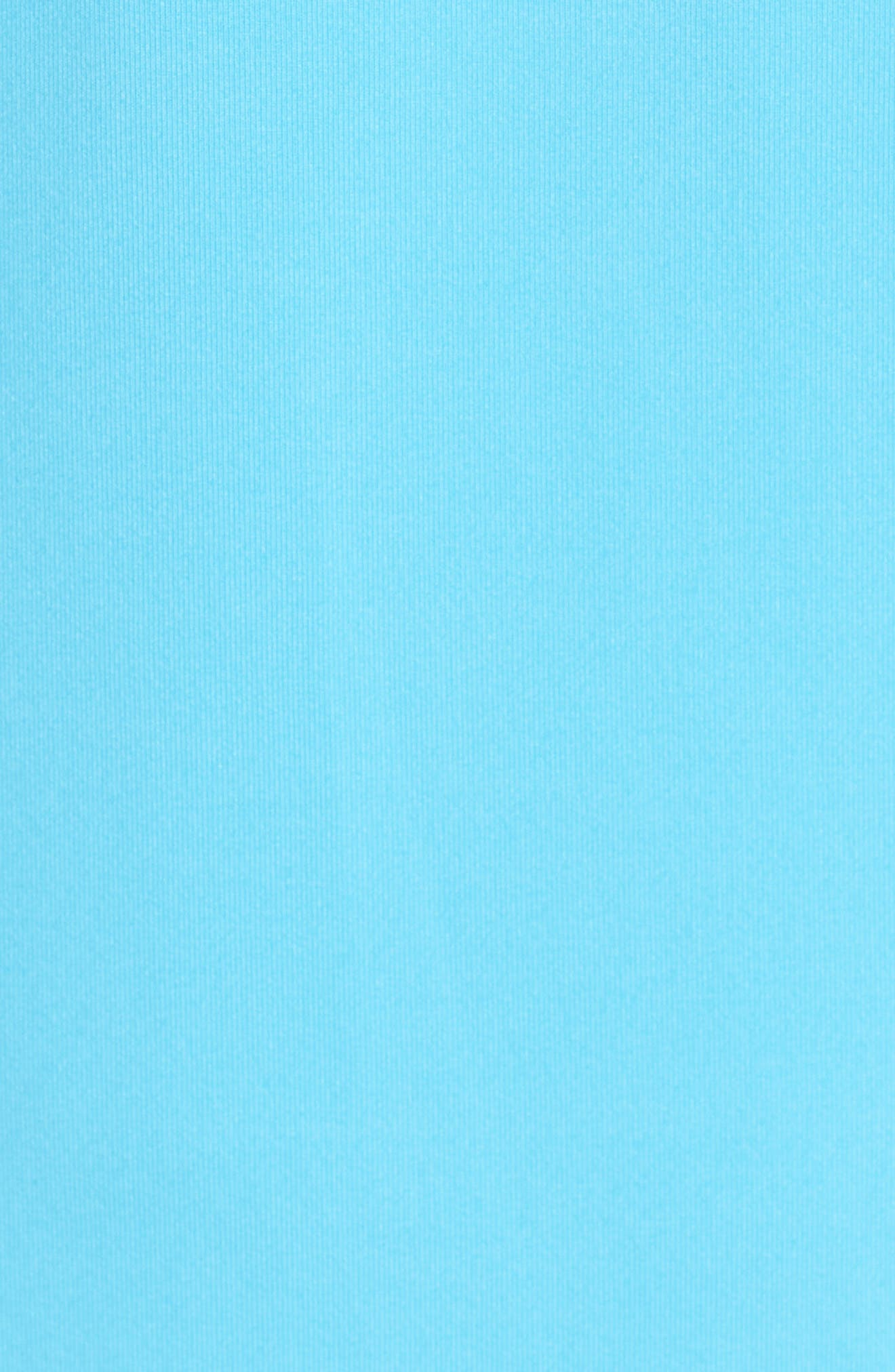 Tala Airflow Jersey Polo,                             Alternate thumbnail 5, color,                             BARRACUDA