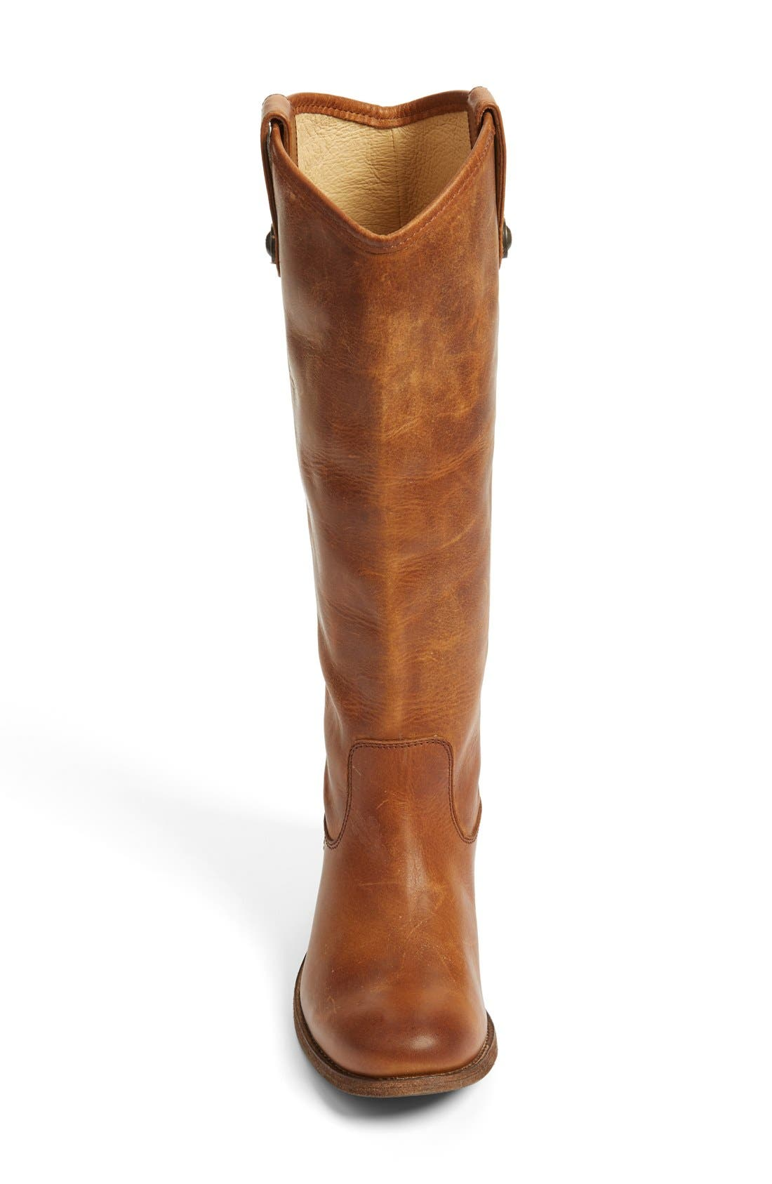 'Melissa Button' Leather Riding Boot,                             Alternate thumbnail 86, color,