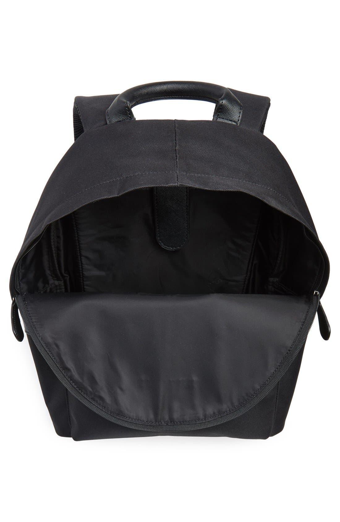 'Seata' Nylon Backpack,                             Alternate thumbnail 2, color,                             001