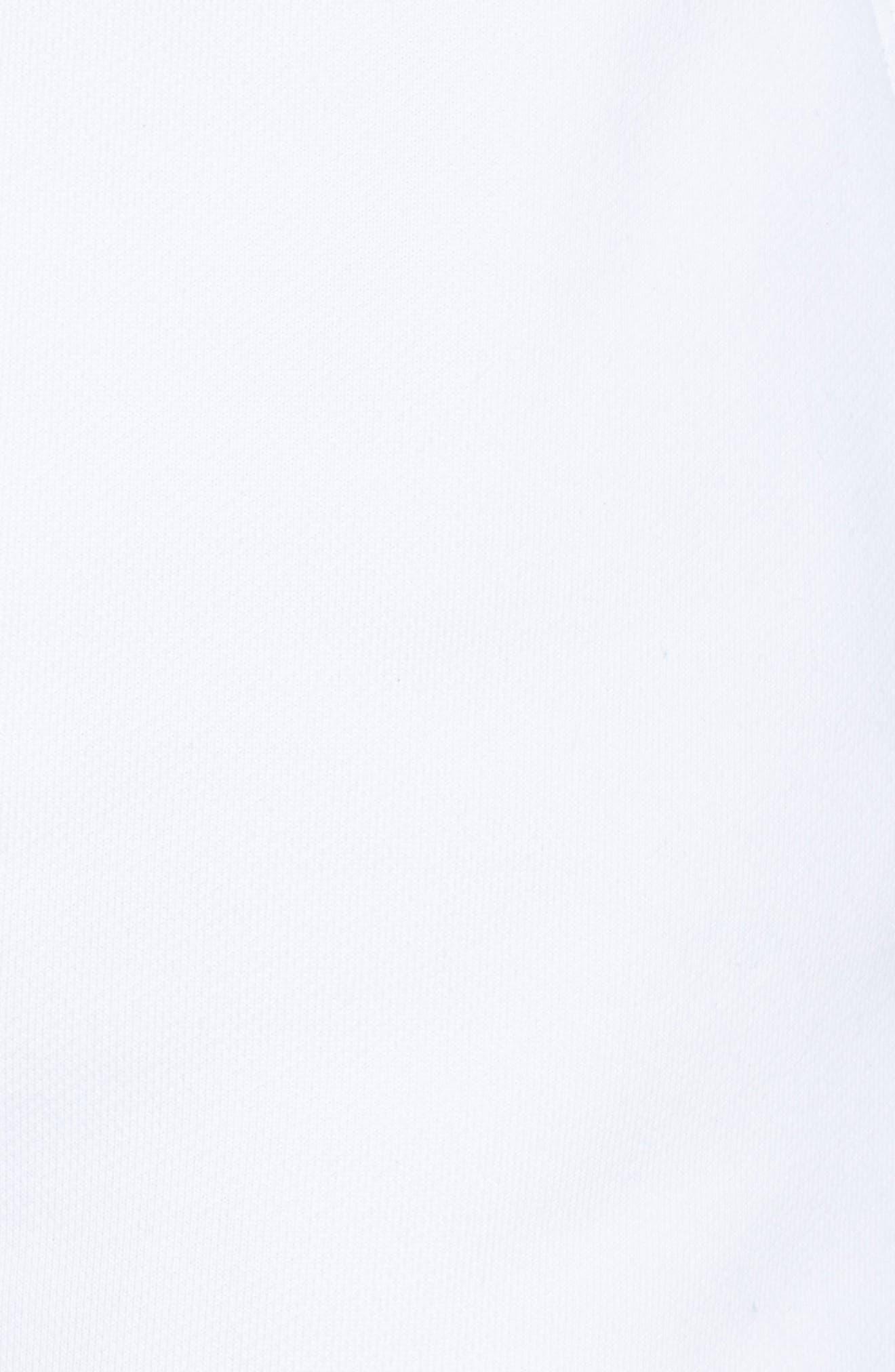 NikeLab Collection Women's Fleece Shorts,                             Alternate thumbnail 6, color,                             100
