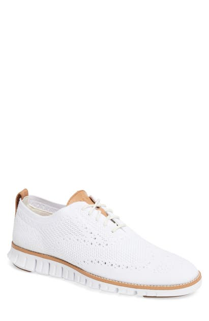 Cole Haan Shoes ZEROGRAND STITCHLITE WINGTIP