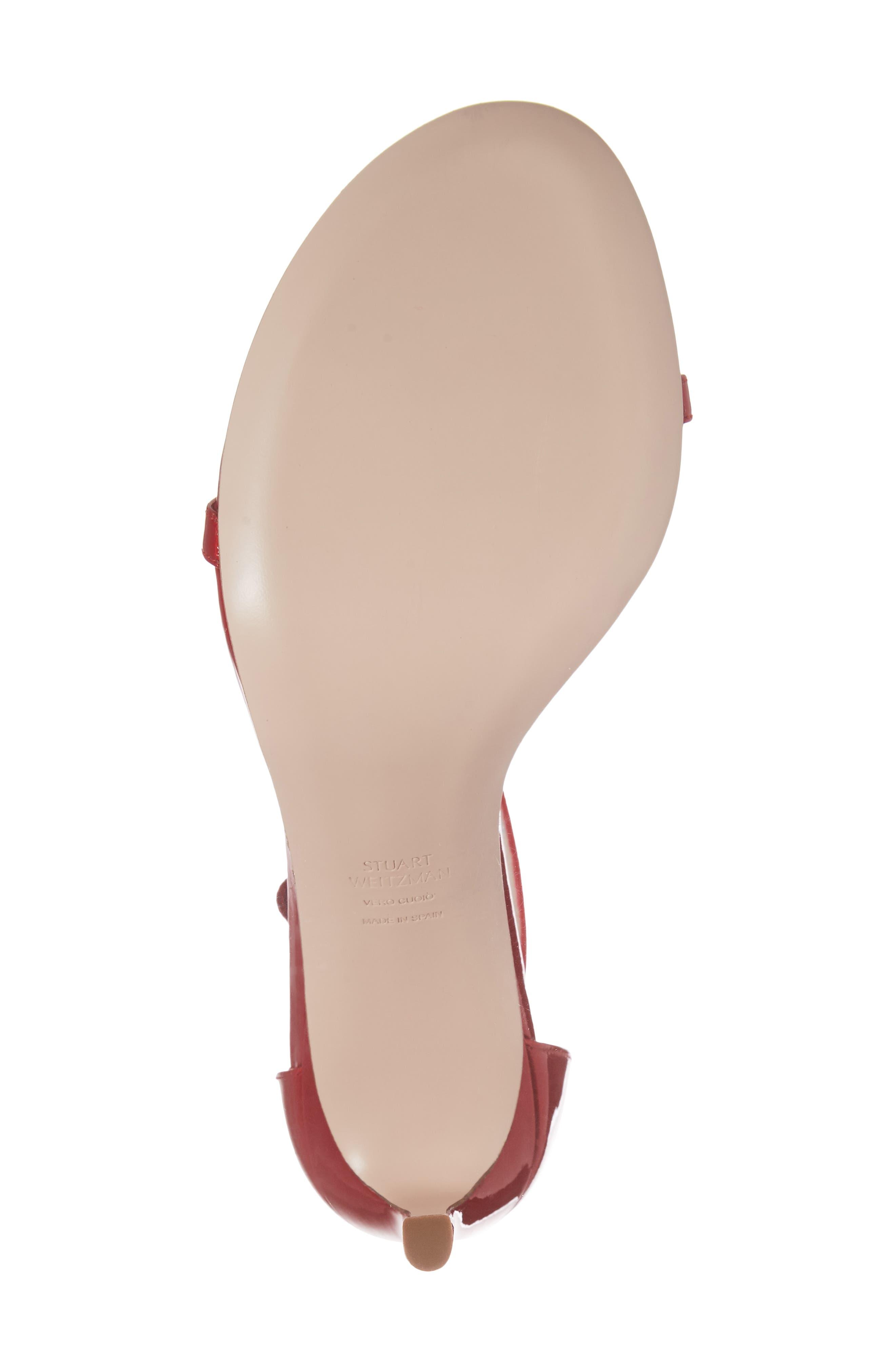 Nudistsong Ankle Strap Sandal,                             Alternate thumbnail 217, color,