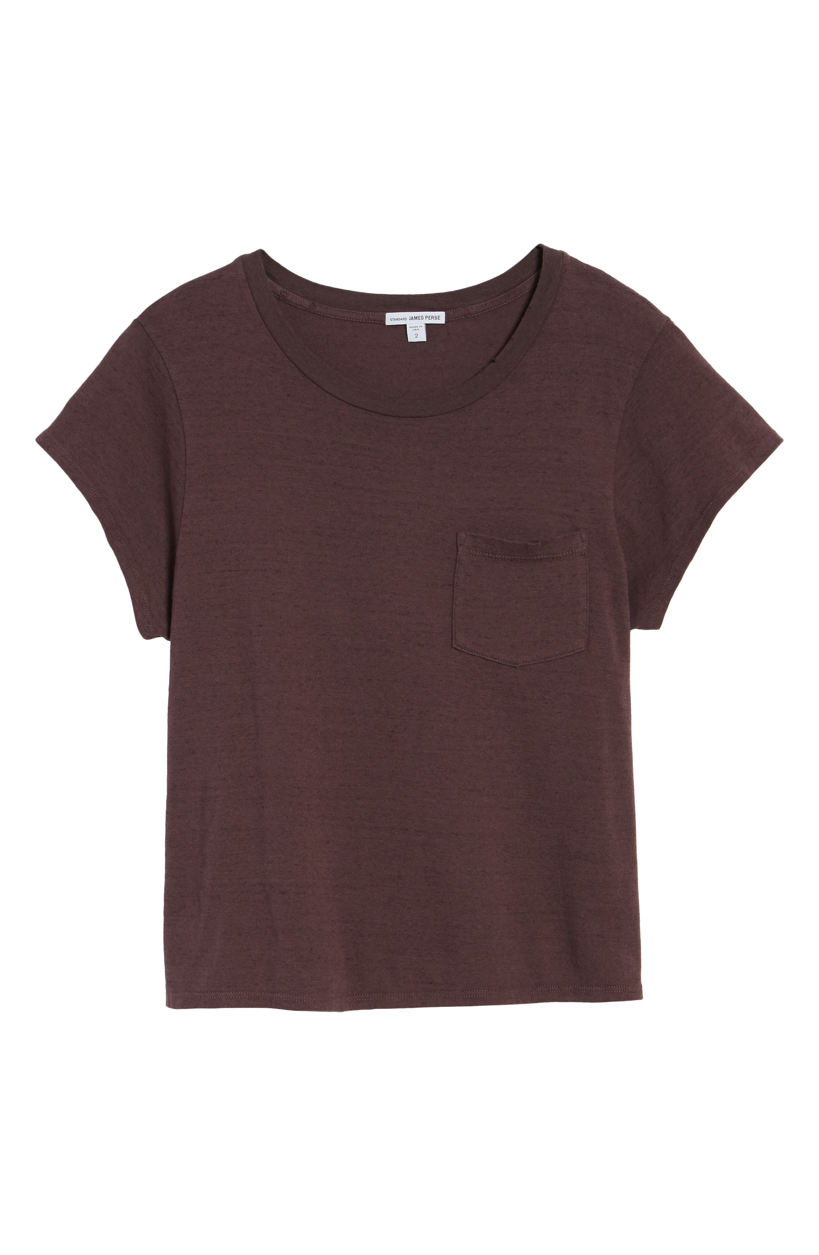 Vintage Sweatshirt Tee,                             Alternate thumbnail 12, color,