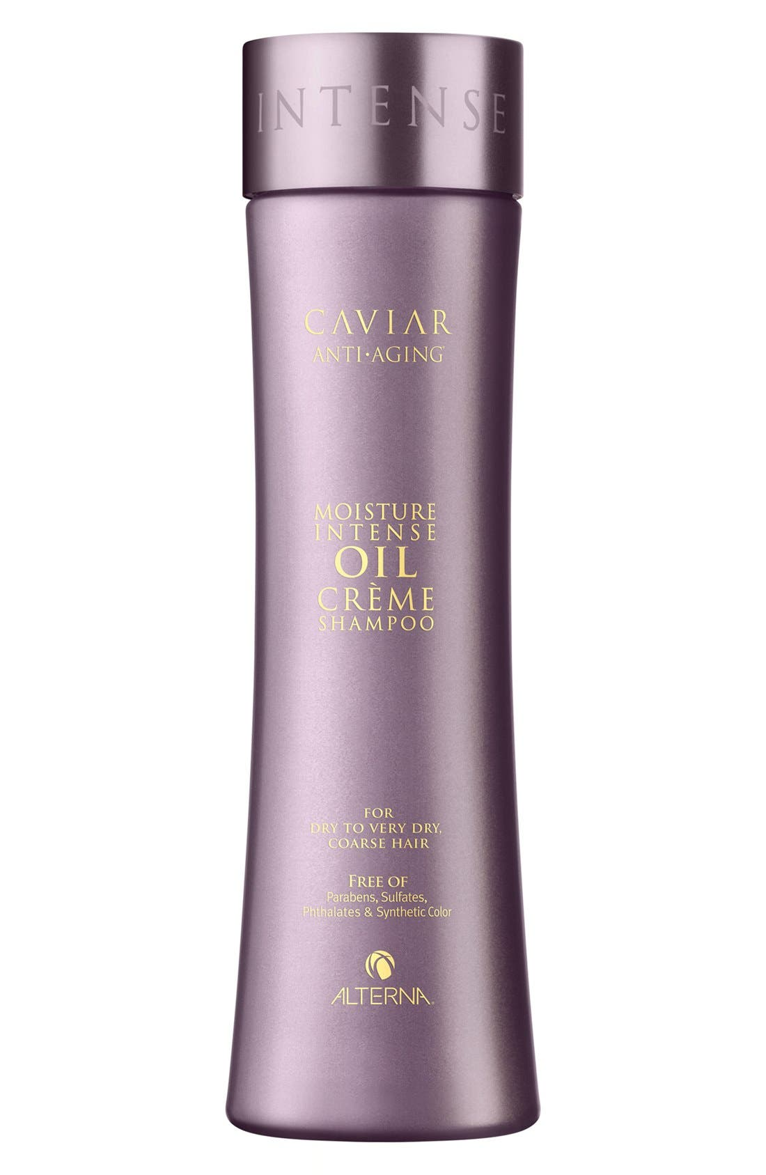 ALTERNA Caviar Anti-Aging Moisture Intense Oil Creme Shampoo,                             Main thumbnail 1, color,