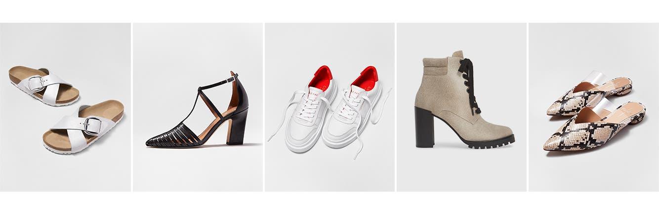 Women's shoes.