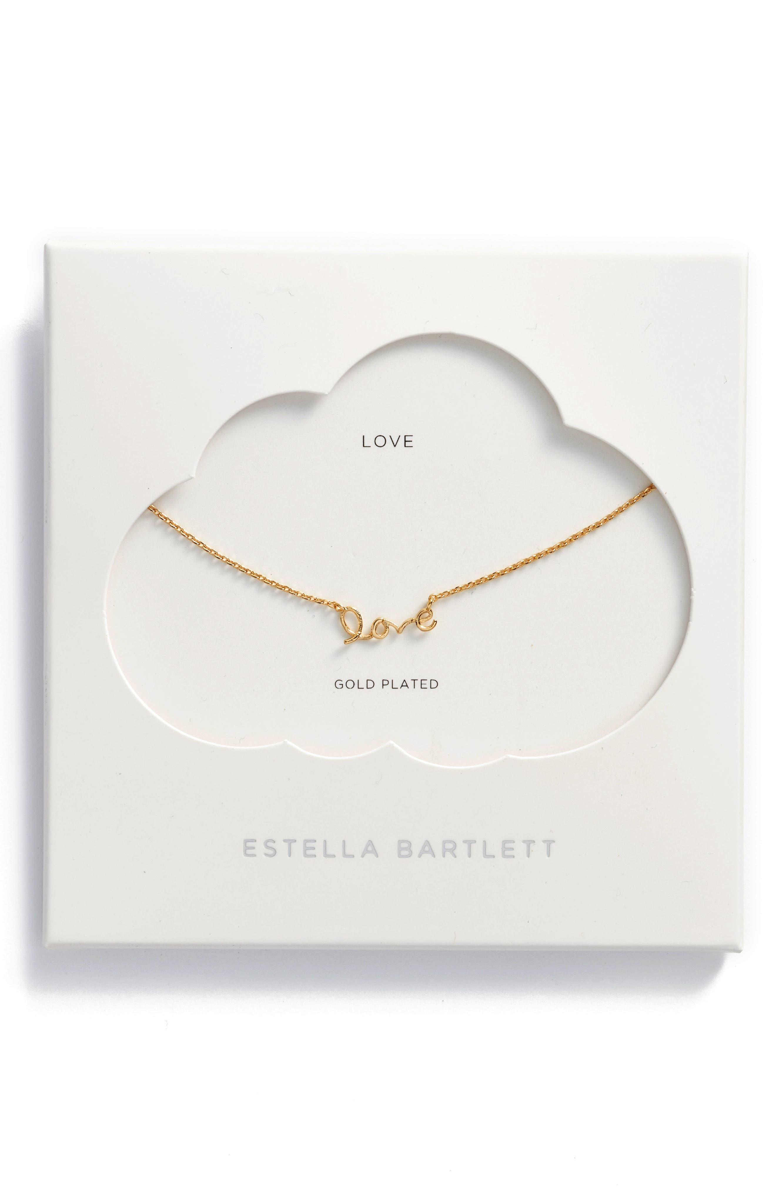 Love Pendant Necklace,                             Main thumbnail 1, color,                             710