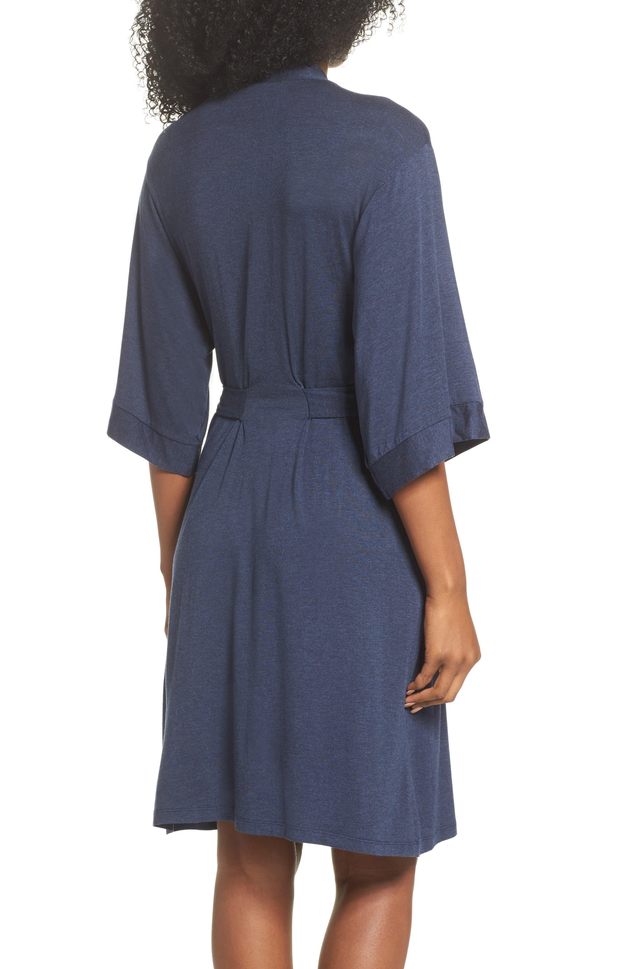 Jersey Robe,                             Alternate thumbnail 2, color,                             400