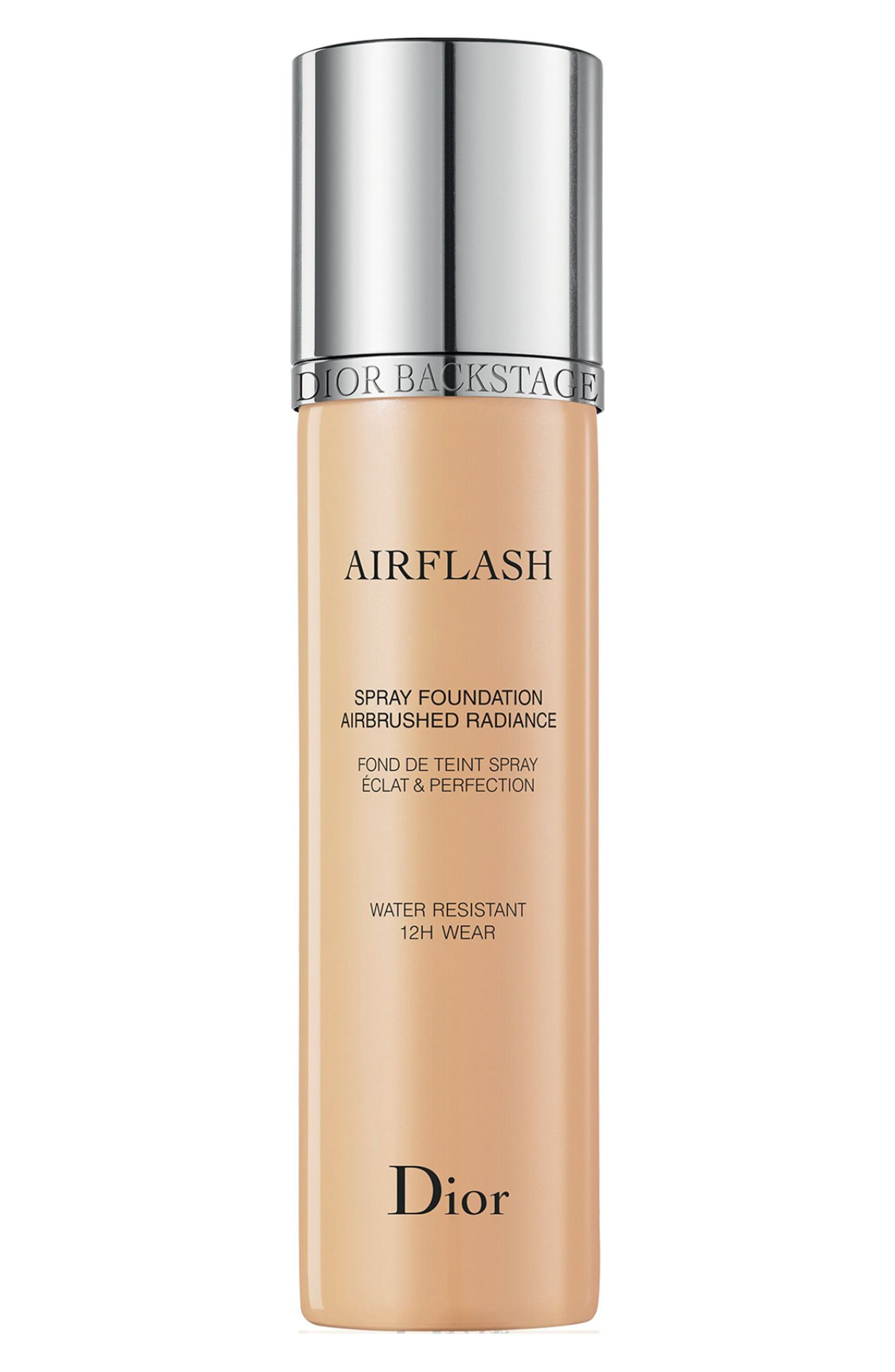 Dior Diorskin Airflash Spray Foundation - 201 Linen