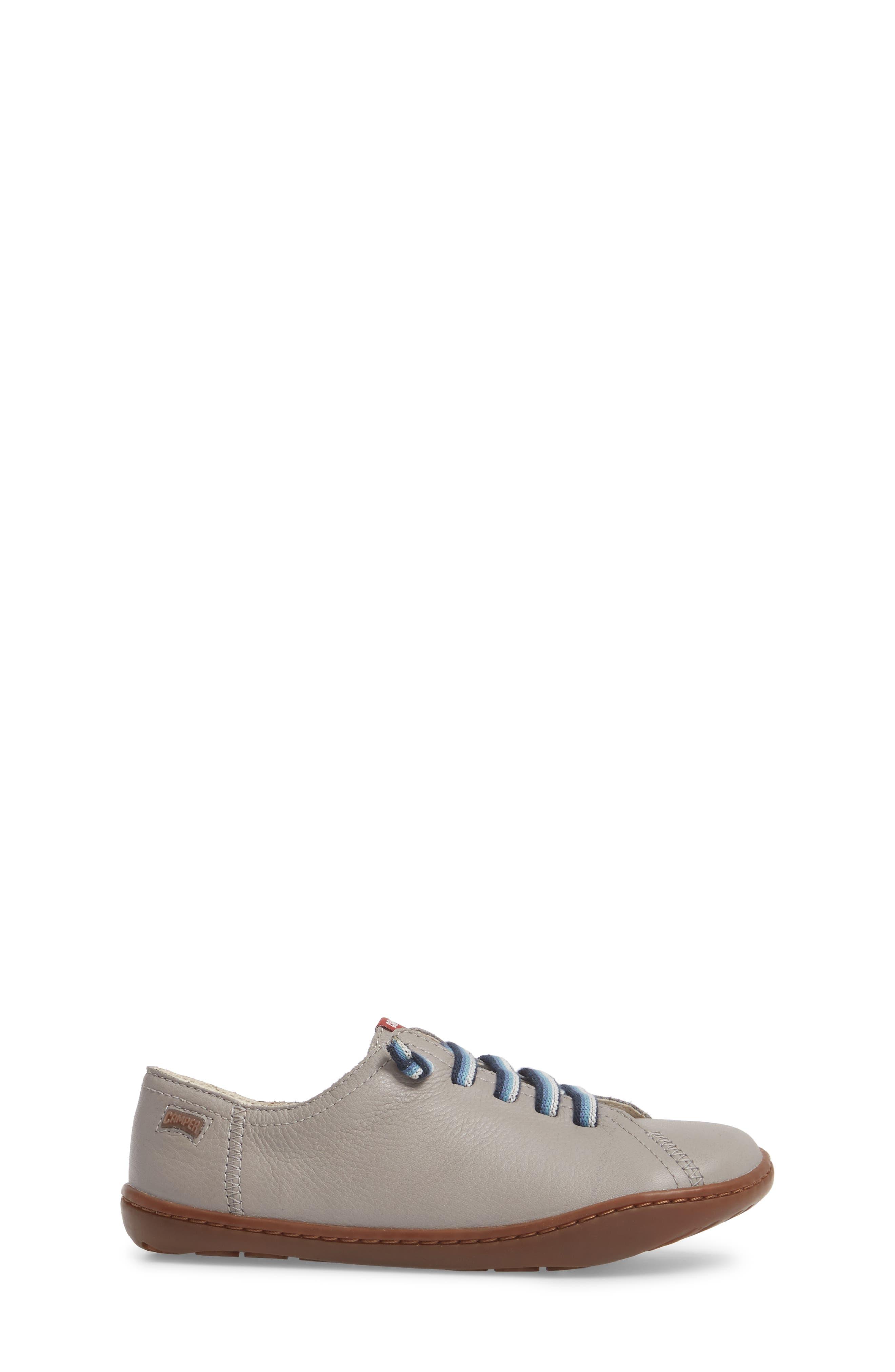 Peu Cami Sneaker,                             Alternate thumbnail 3, color,                             GREY