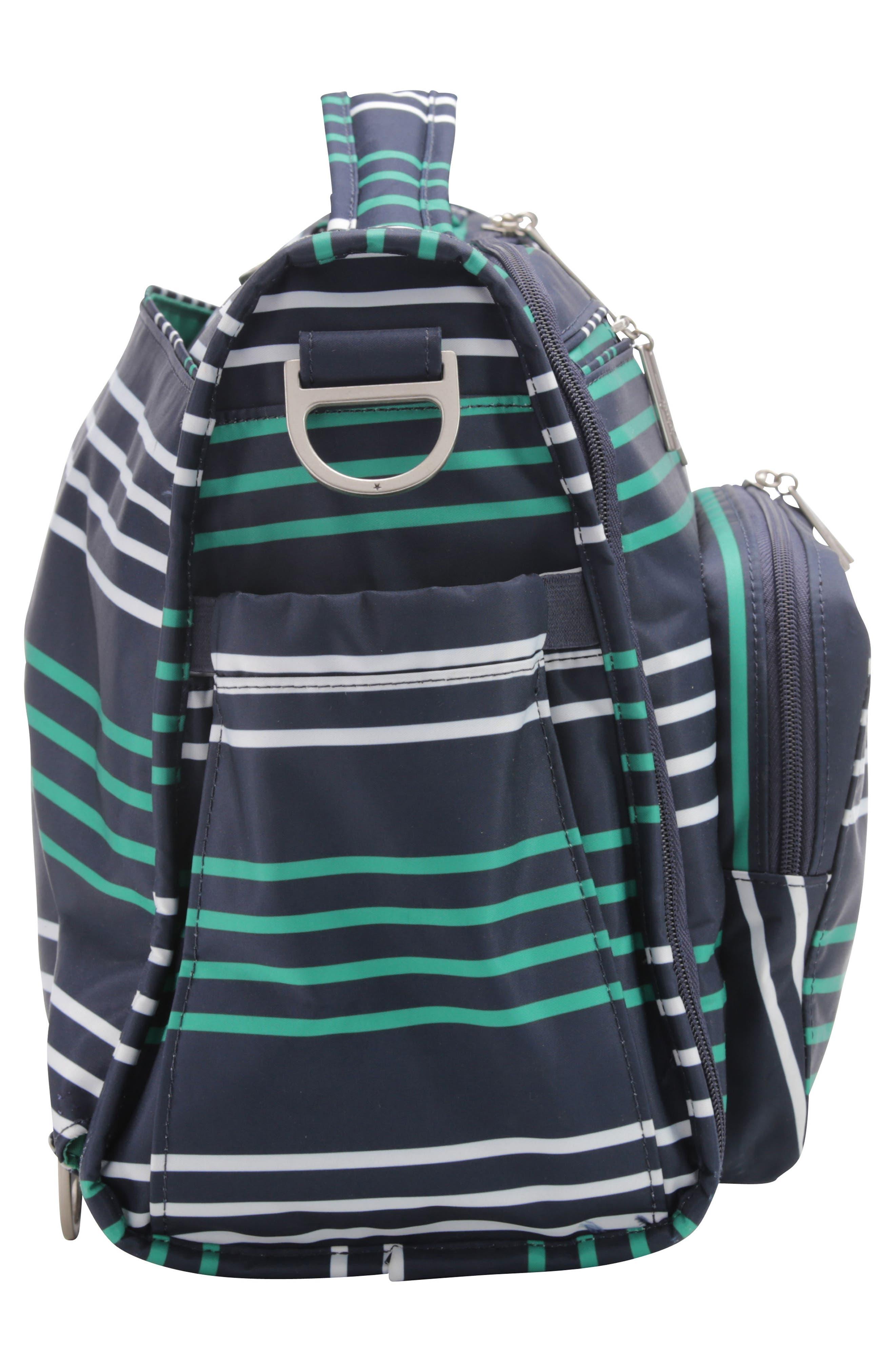 BFF - Coastal Collection Diaper Bag,                             Alternate thumbnail 14, color,