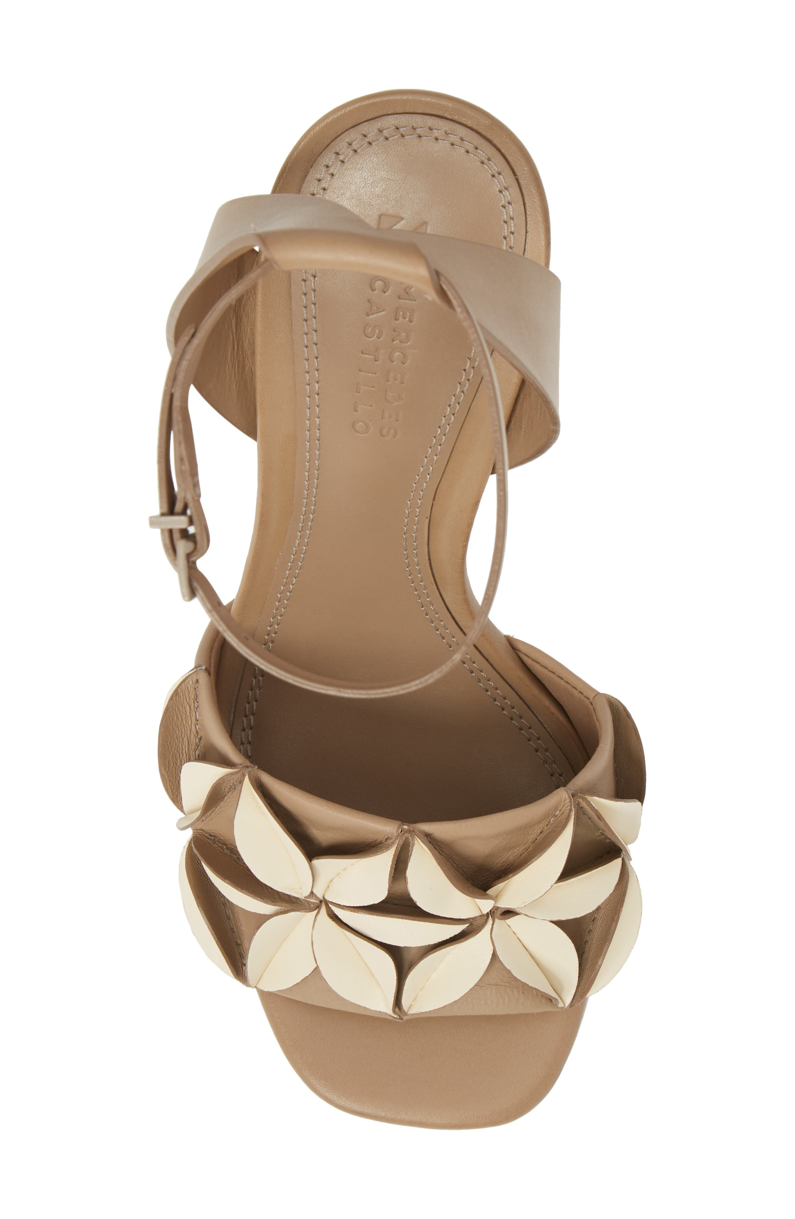 Milee Ankle Strap Sandal,                             Alternate thumbnail 5, color,                             250