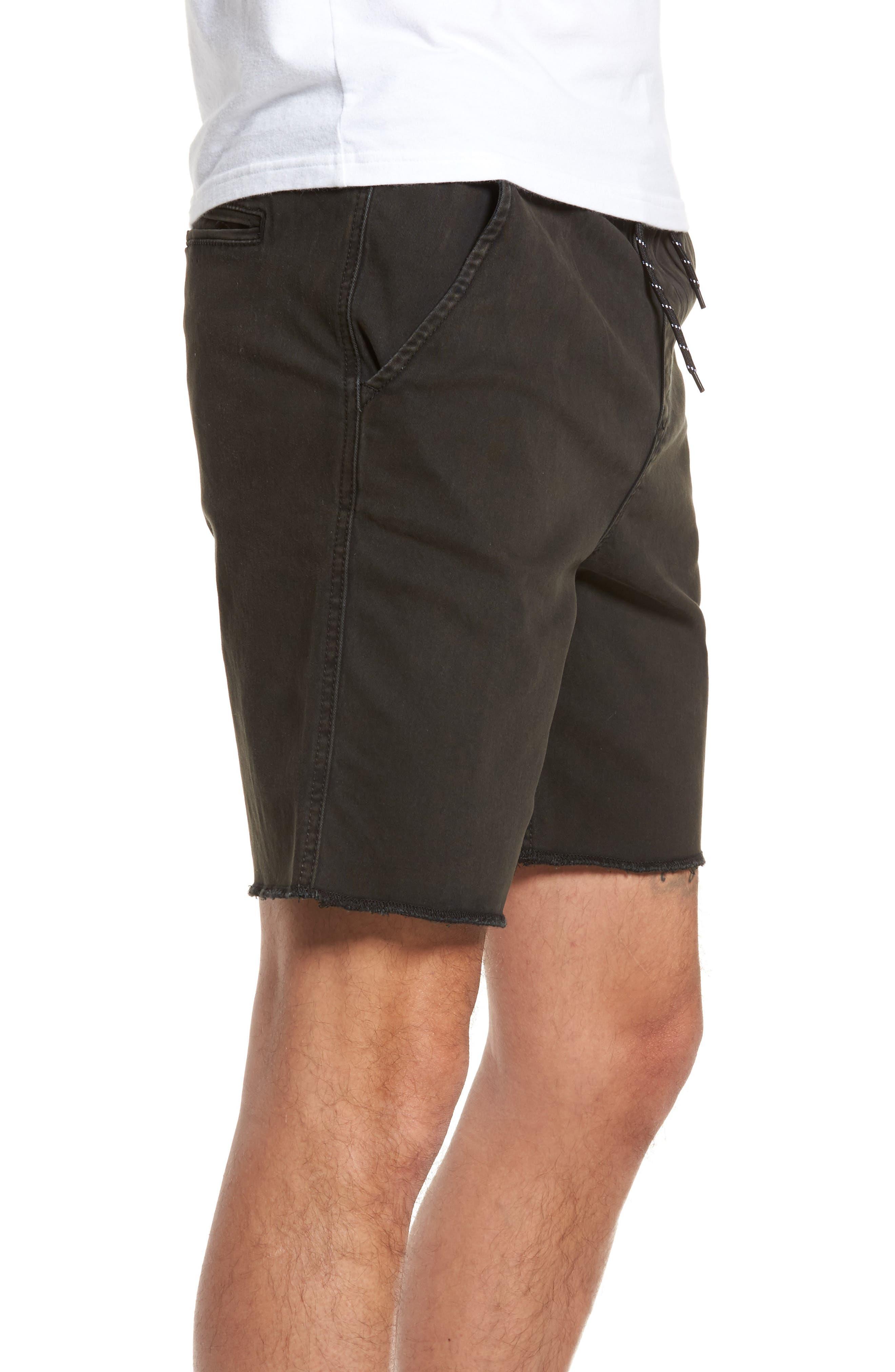 Frazier Walk Shorts,                             Alternate thumbnail 3, color,                             001