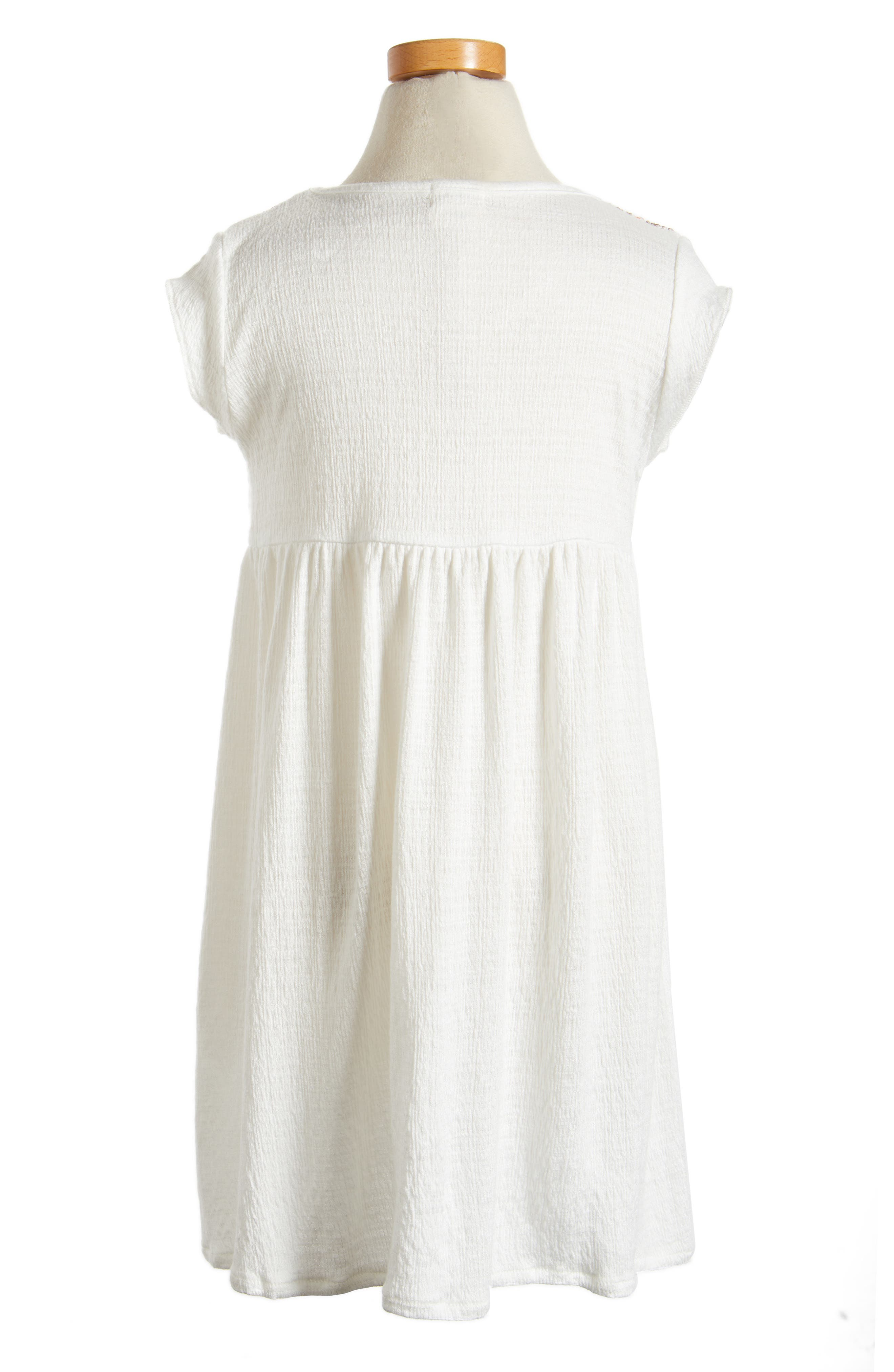 Sandie Embroidered Dress,                             Alternate thumbnail 2, color,                             901