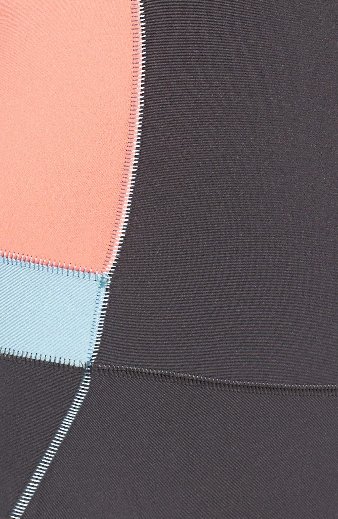 G-Bomb Long Sleeve Wetsuit,                             Alternate thumbnail 7, color,