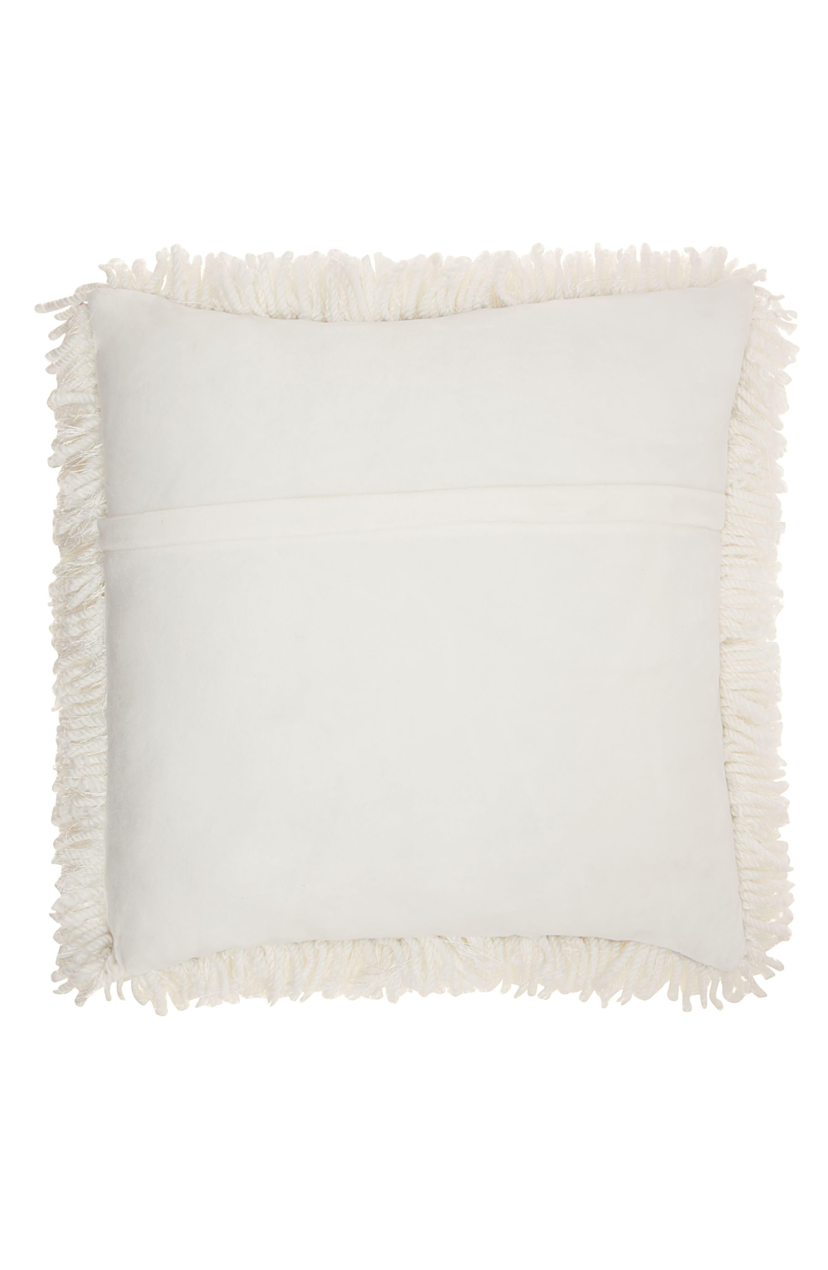 Shag Pillow,                             Alternate thumbnail 2, color,                             100