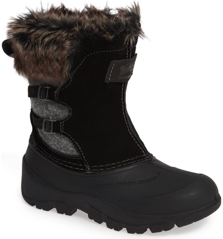Woolrich ICECAT II FULLY WOOLLY WATERPROOF INSULATED WINTER BOOT