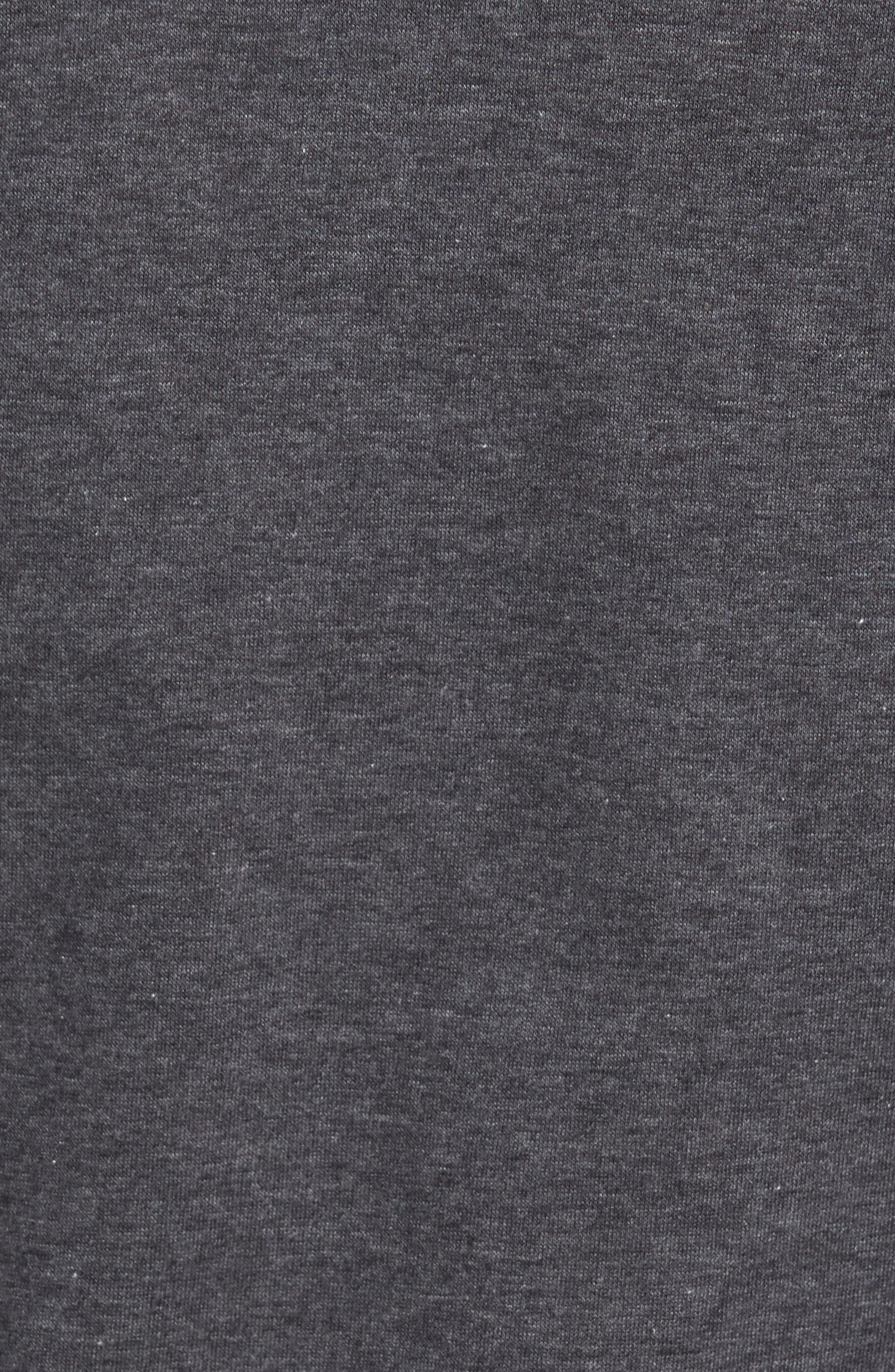 Slim Fit Jersey Sport Shirt,                             Alternate thumbnail 5, color,                             021