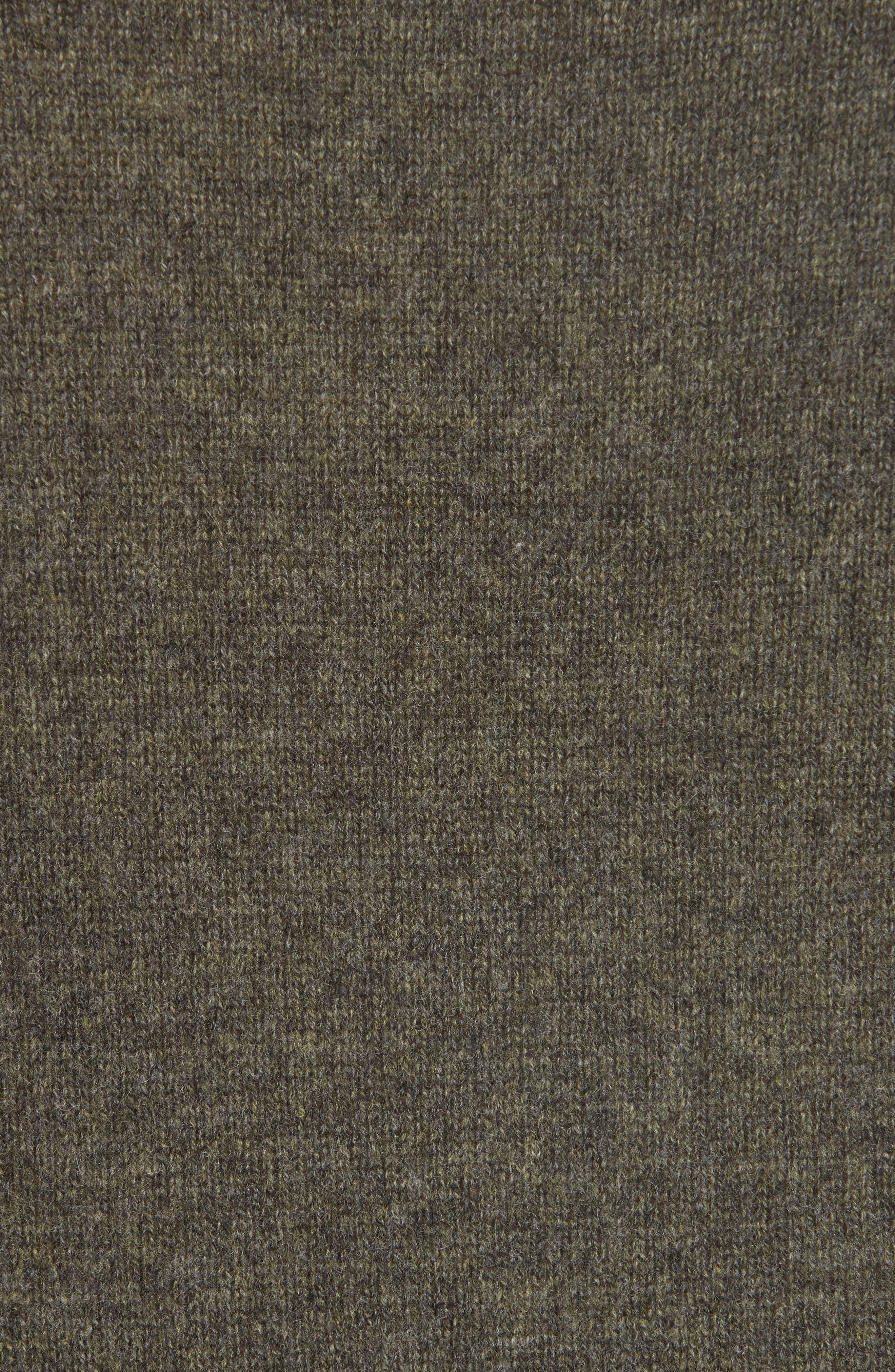 Cashmere V-Neck Sweater,                             Alternate thumbnail 5, color,                             335