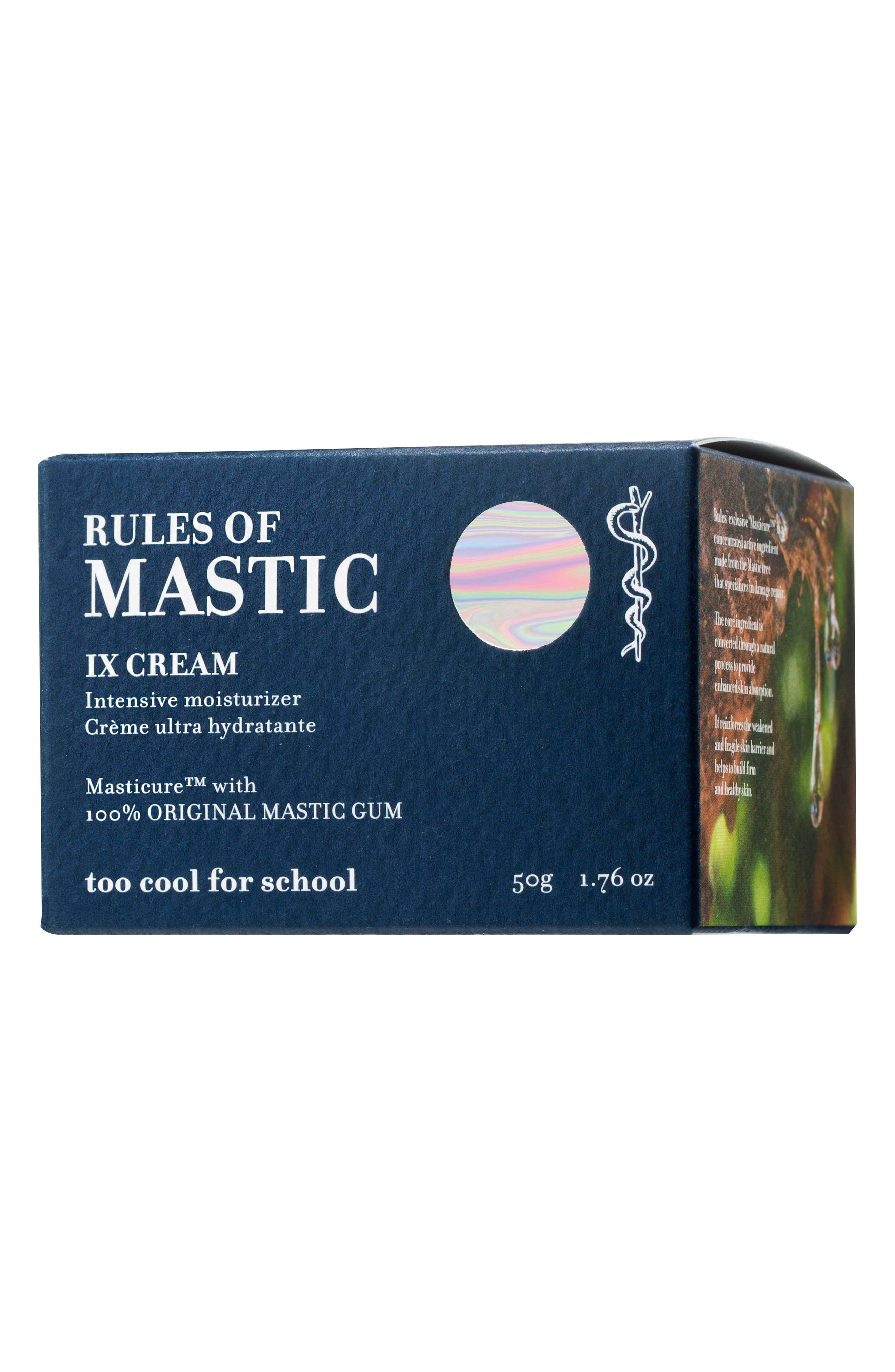 Rules of Mastic IX Cream,                             Alternate thumbnail 2, color,                             NO COLOR