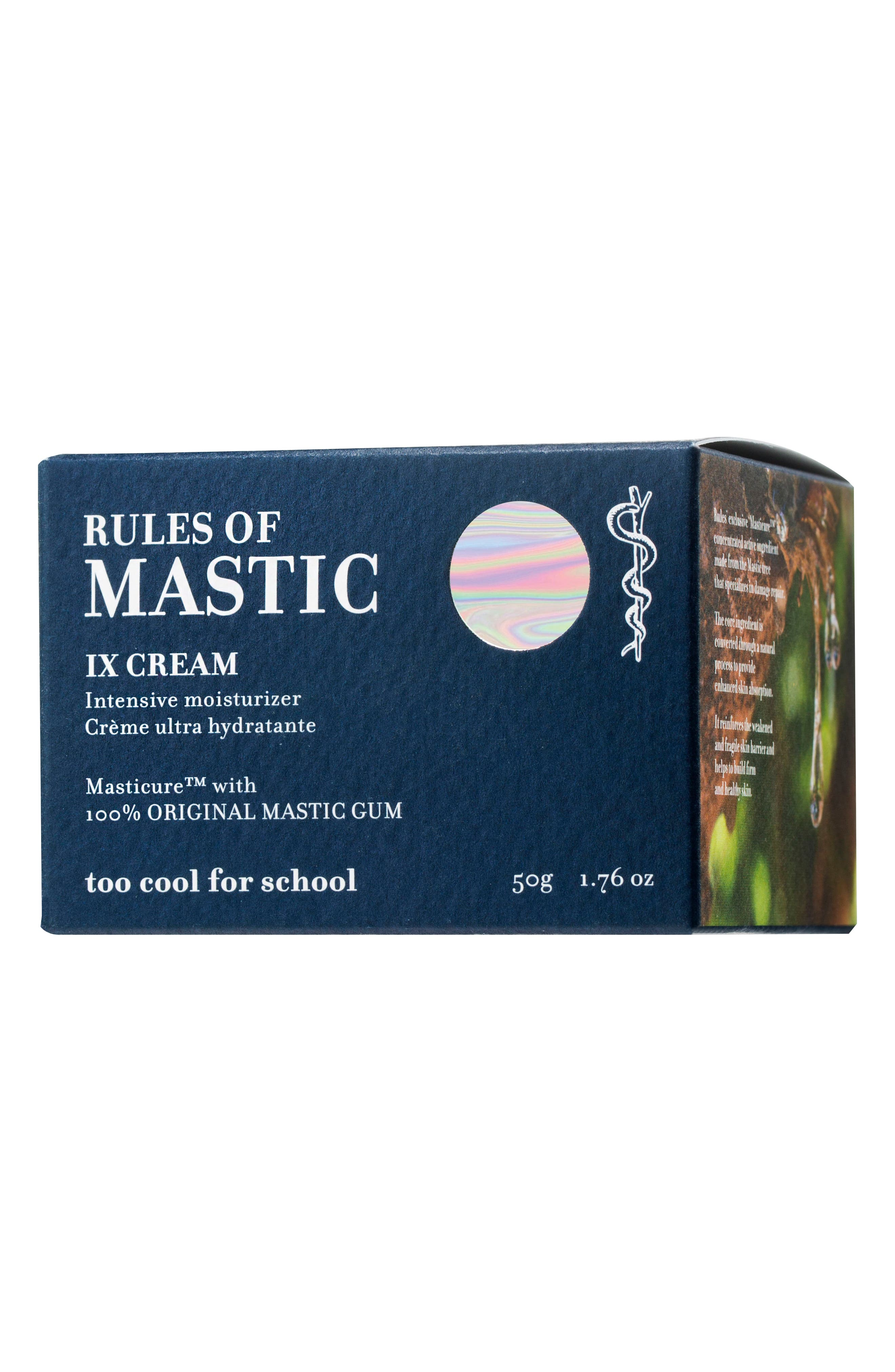 TOO COOL FOR SCHOOL,                             Rules of Mastic IX Cream,                             Alternate thumbnail 2, color,                             000