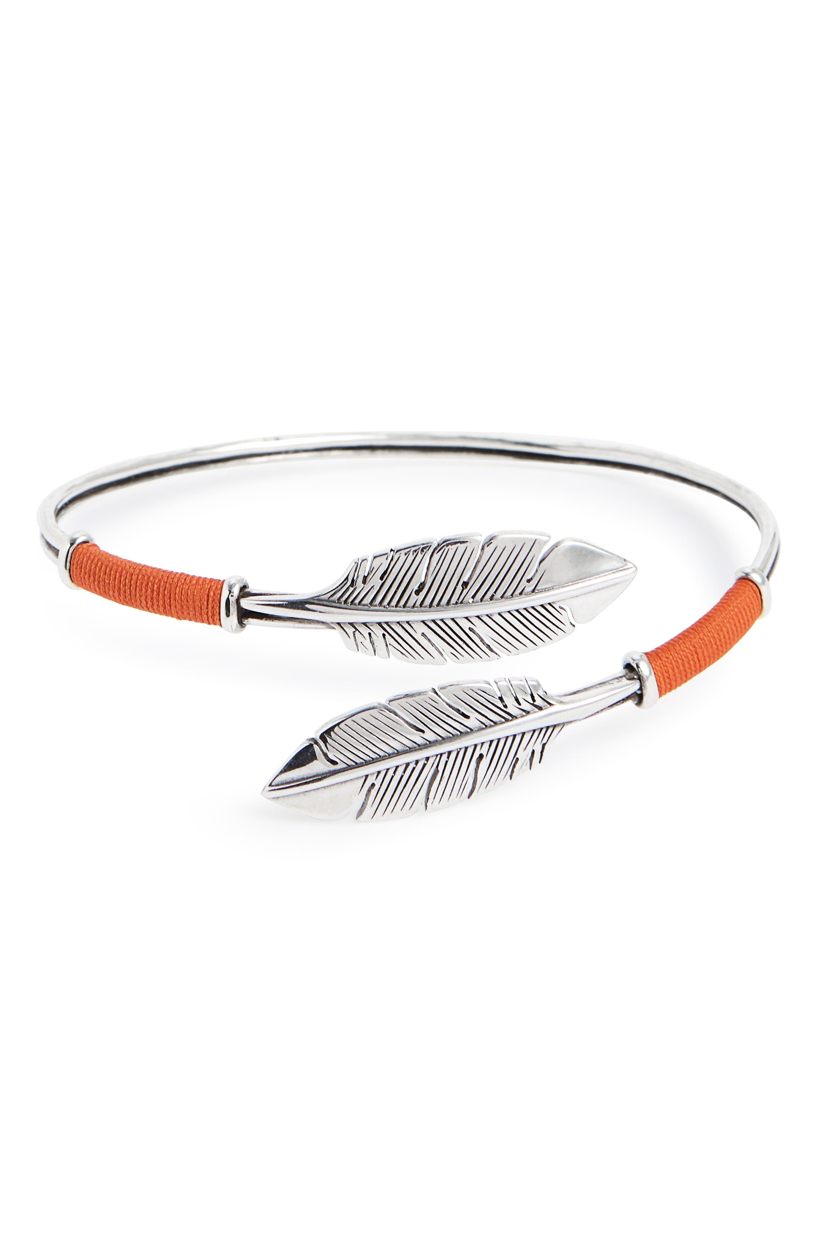 Duality Penna Cuff Bracelet,                             Main thumbnail 1, color,                             040