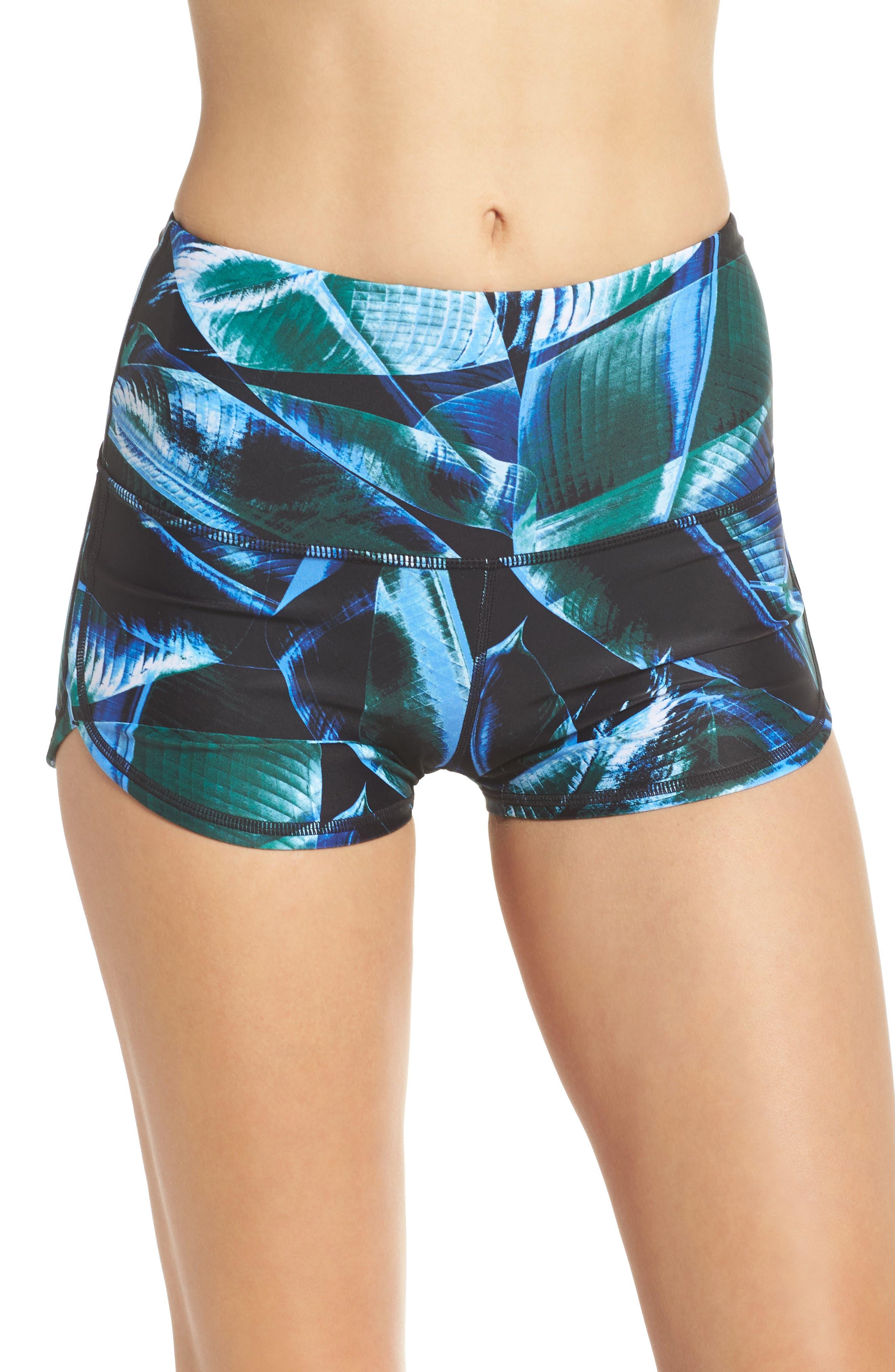 So Hot High Waist Shorts,                         Main,                         color,