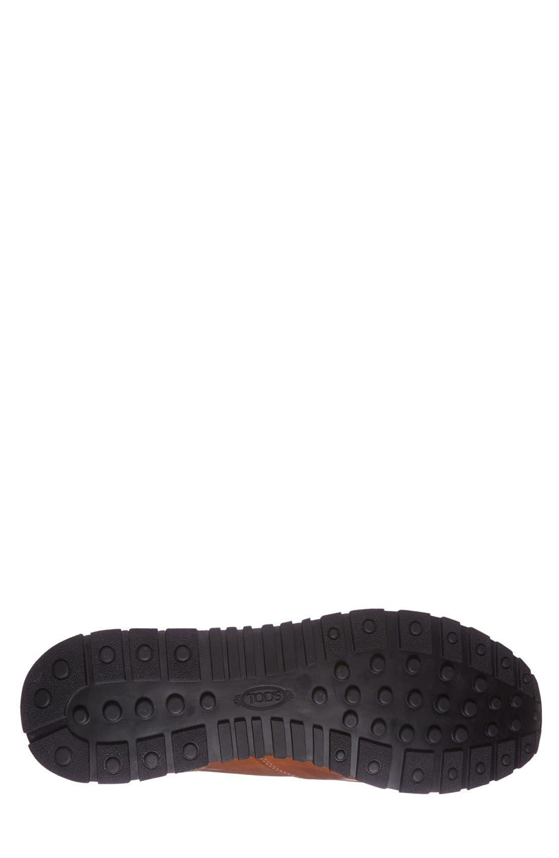 'Allacciato' Sneaker,                             Alternate thumbnail 18, color,