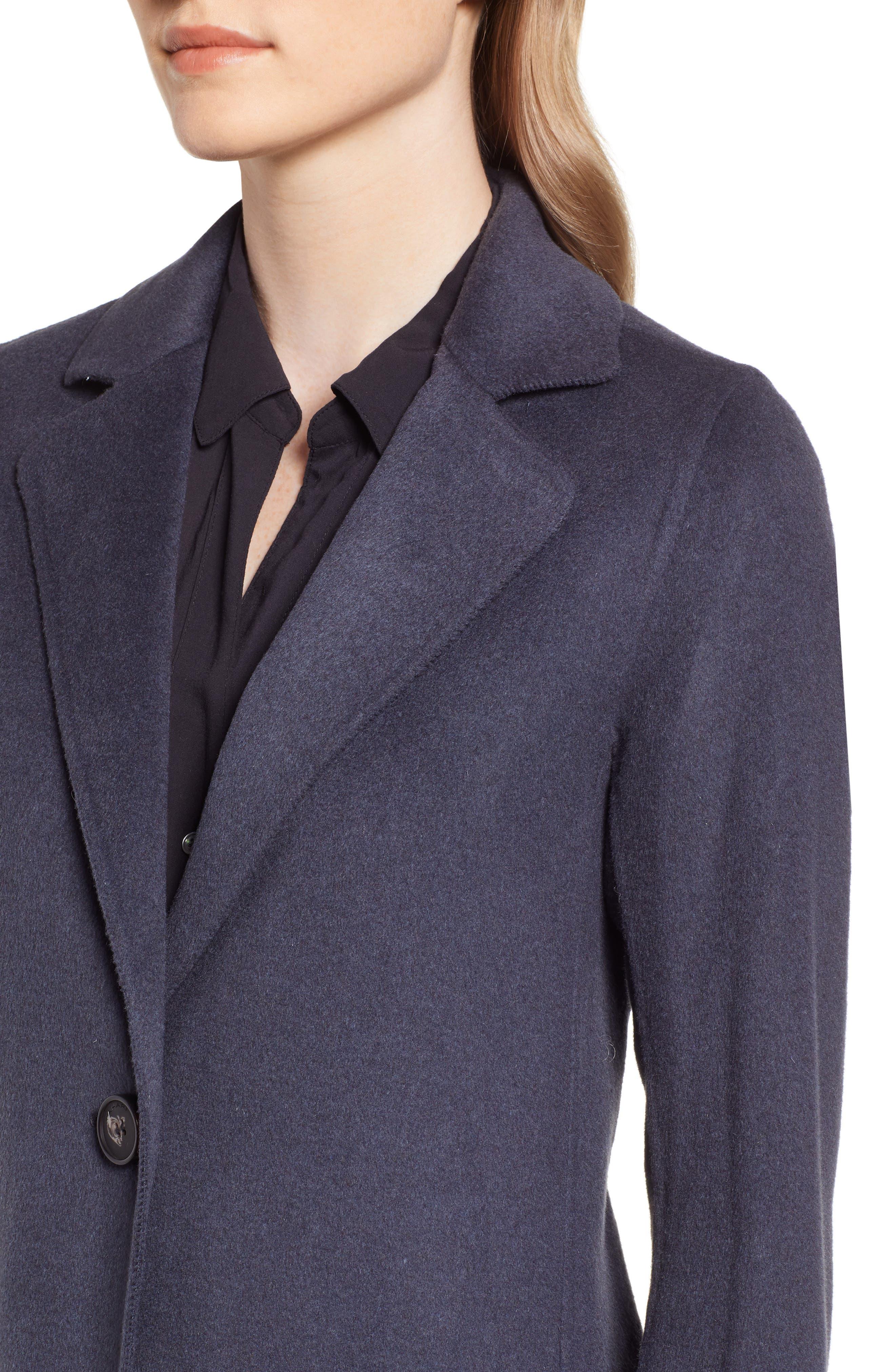 Jayden Bell Sleeve Jacket,                             Alternate thumbnail 4, color,                             SEA GREY