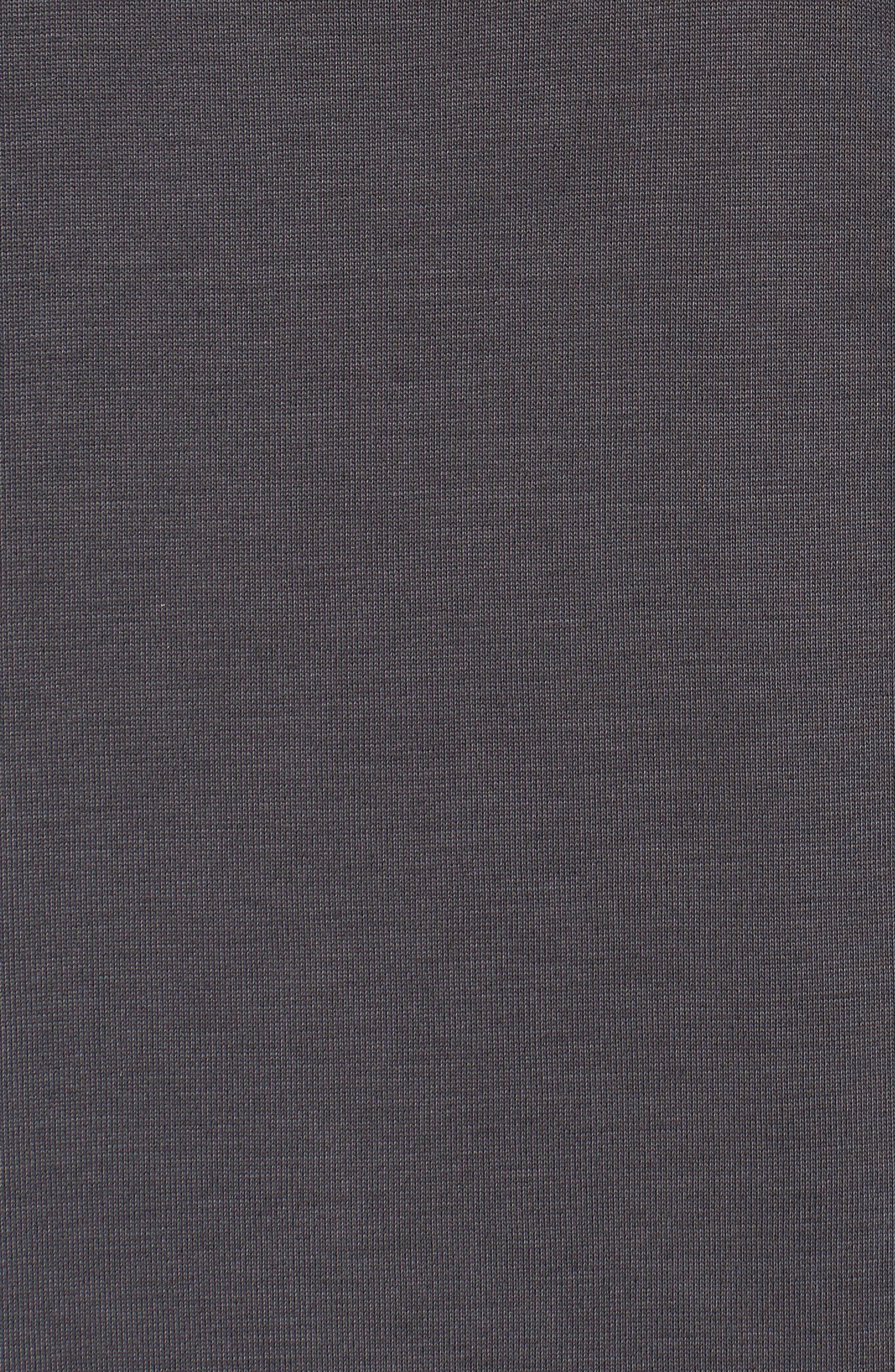 Cross Back Knit Top,                             Alternate thumbnail 5, color,                             020
