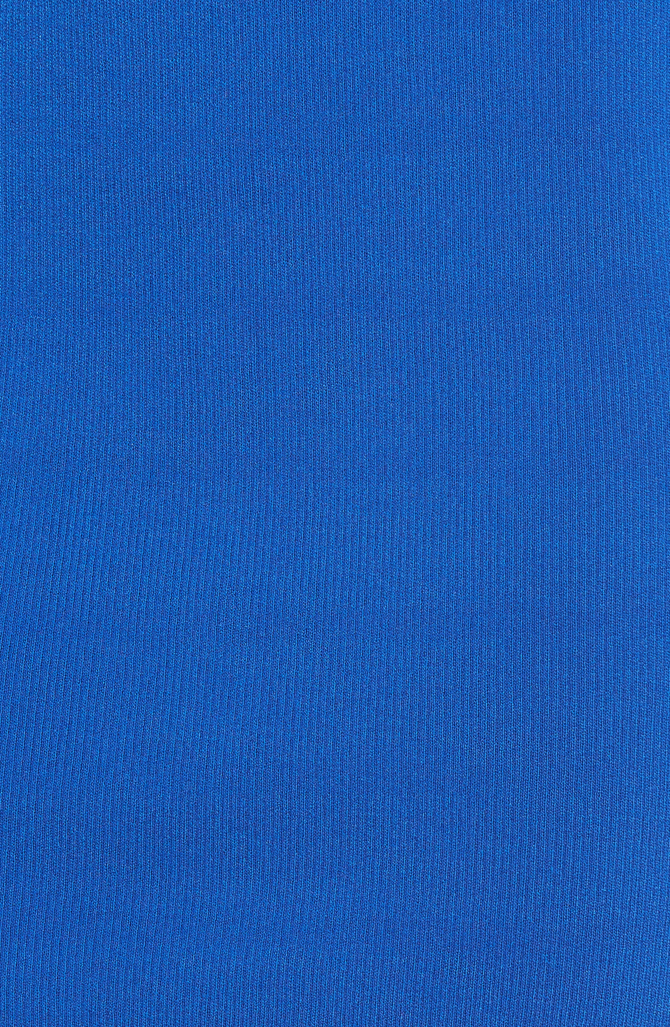 Bell Sleeve Body-Con Dress,                             Alternate thumbnail 5, color,                             403