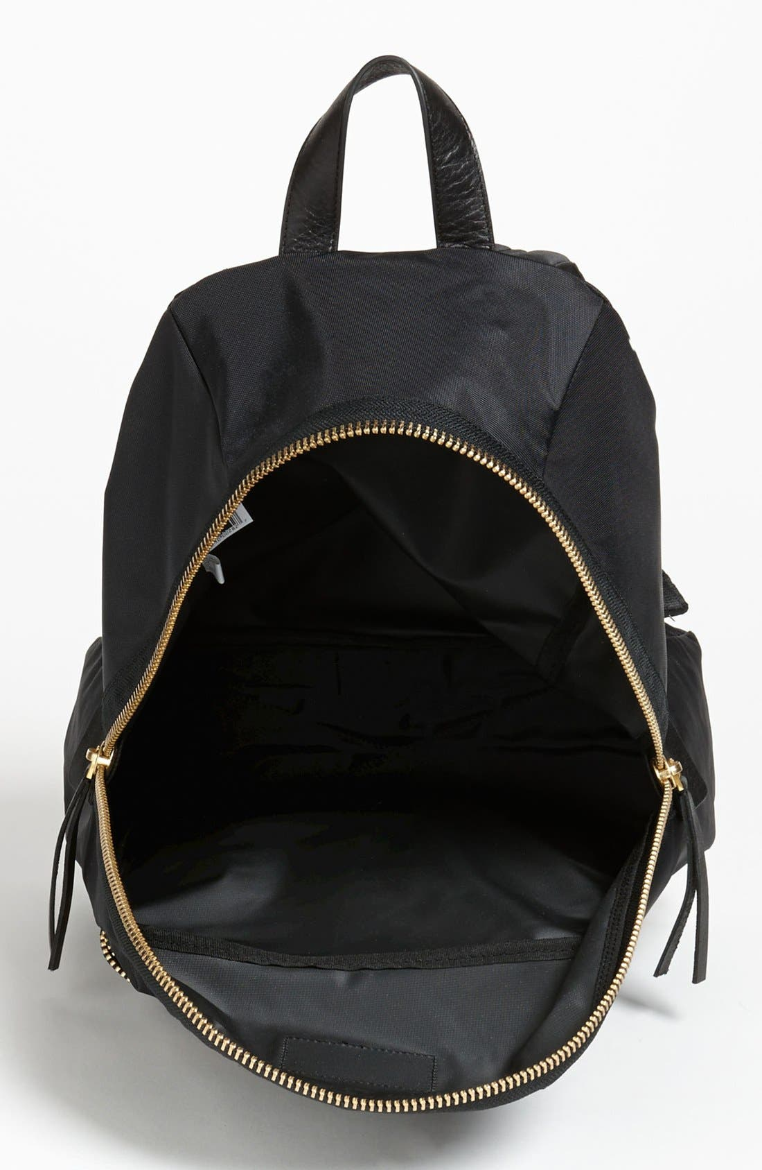 MARC BY MARC JACOBS 'Domo Arigato Packrat' Backpack,                             Alternate thumbnail 2, color,                             001