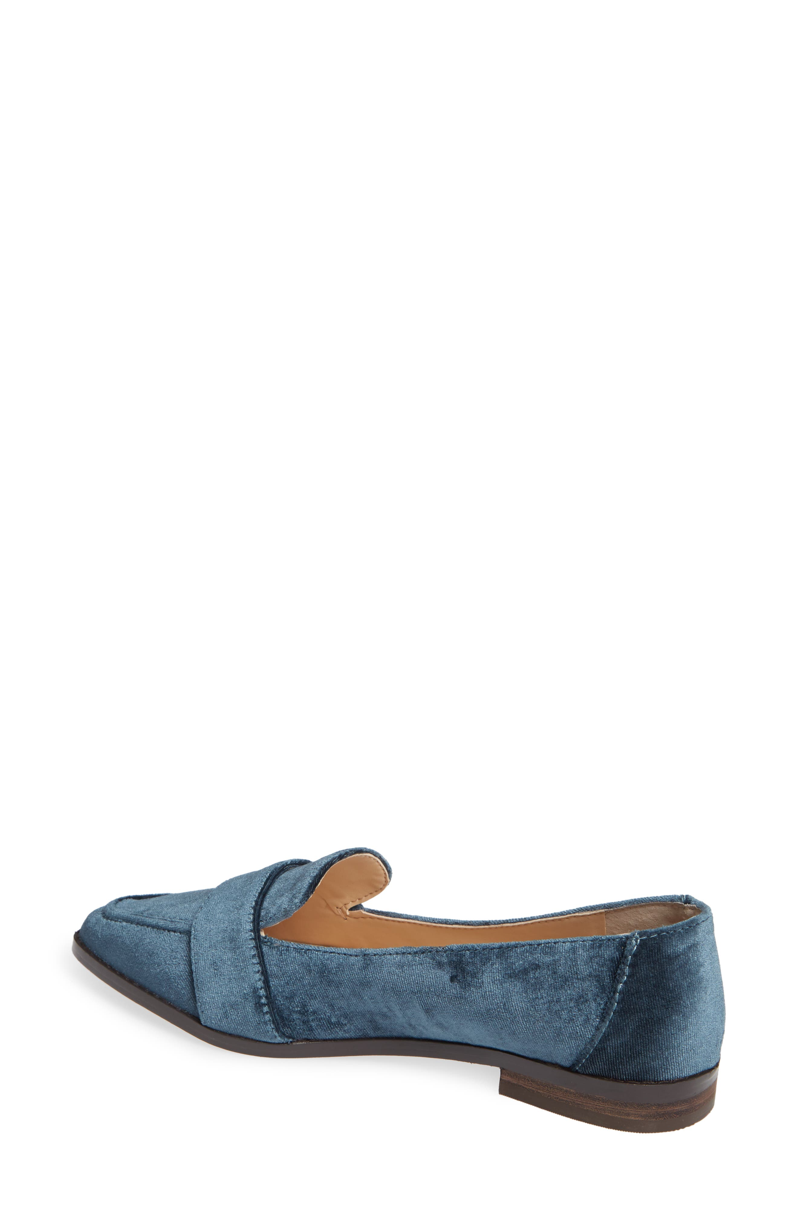 Edie Pointy Toe Loafer,                             Alternate thumbnail 12, color,