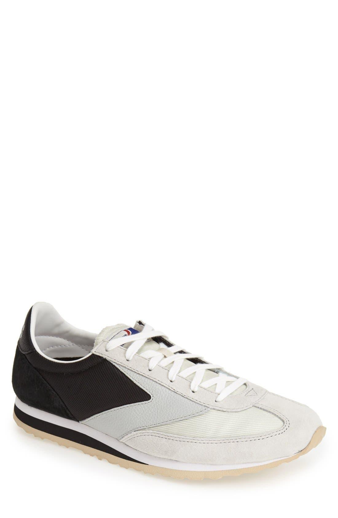 'Vanguard' Sneaker, Main, color, 001