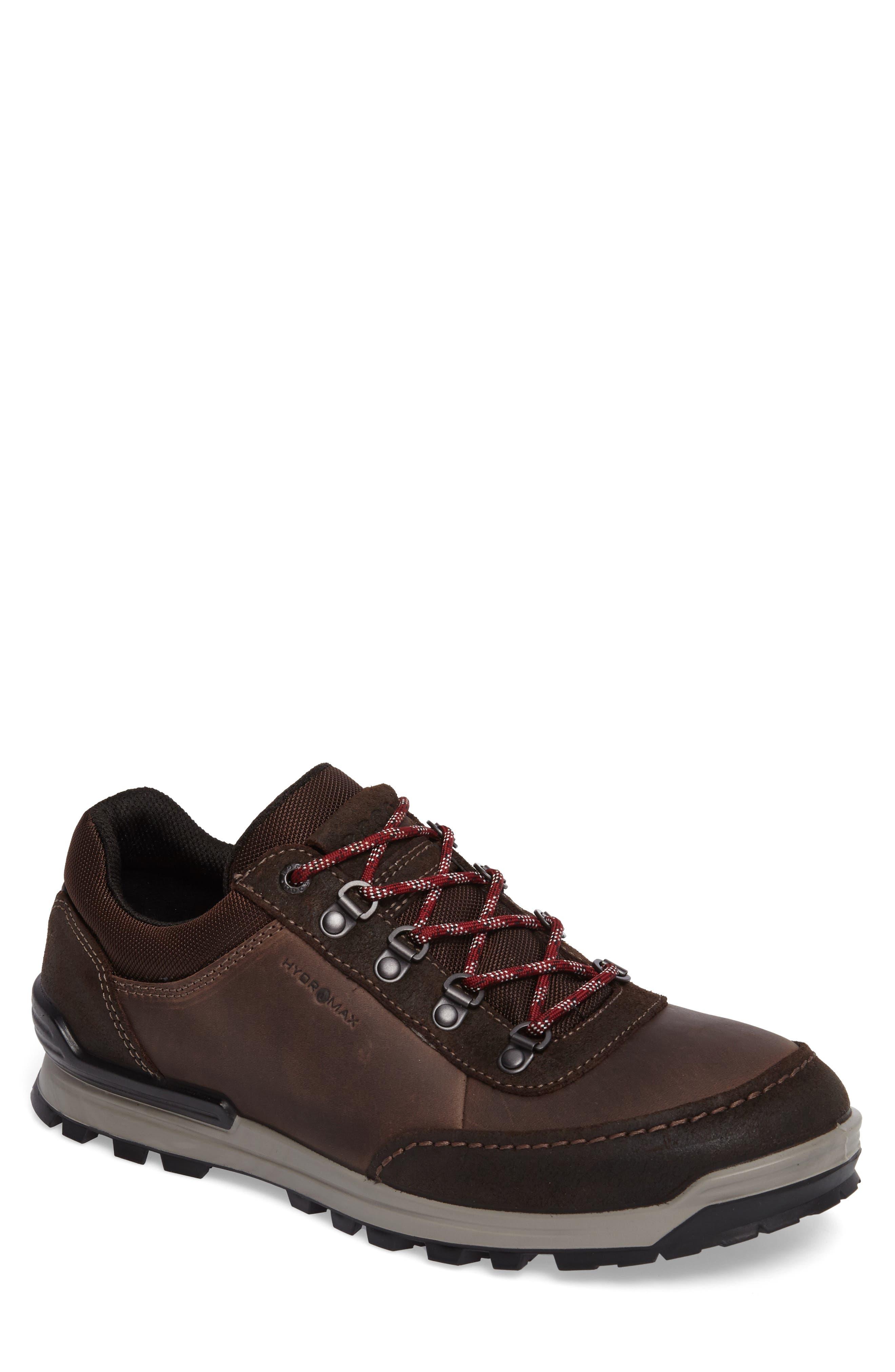 Oregon Sneaker,                         Main,                         color, COFFEE NUBUCK