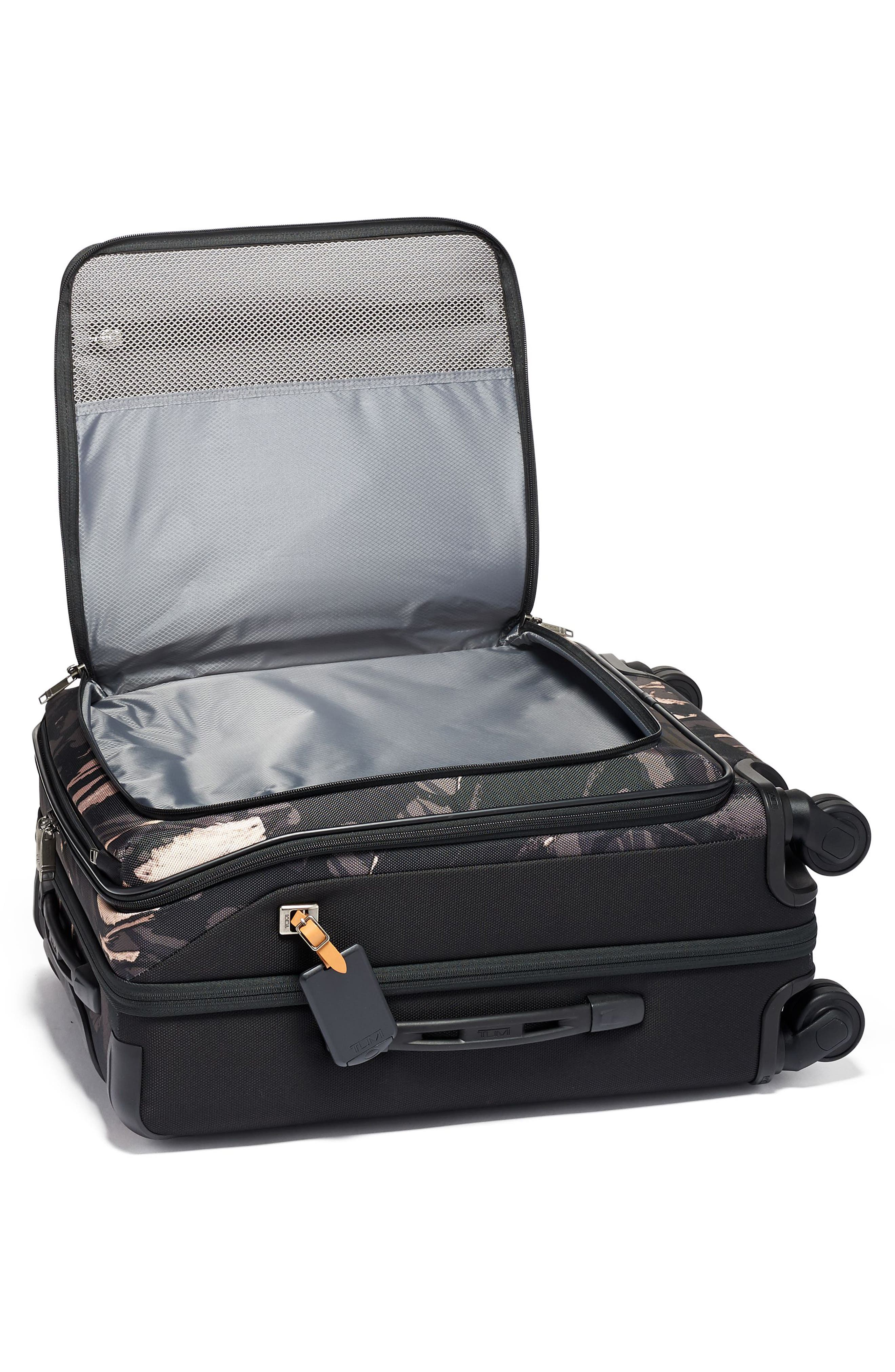 TUMI,                             Merge 22-Inch Continental Expandable Rolling Carry-On,                             Alternate thumbnail 5, color,                             GREY HIGHLANDS PRINT