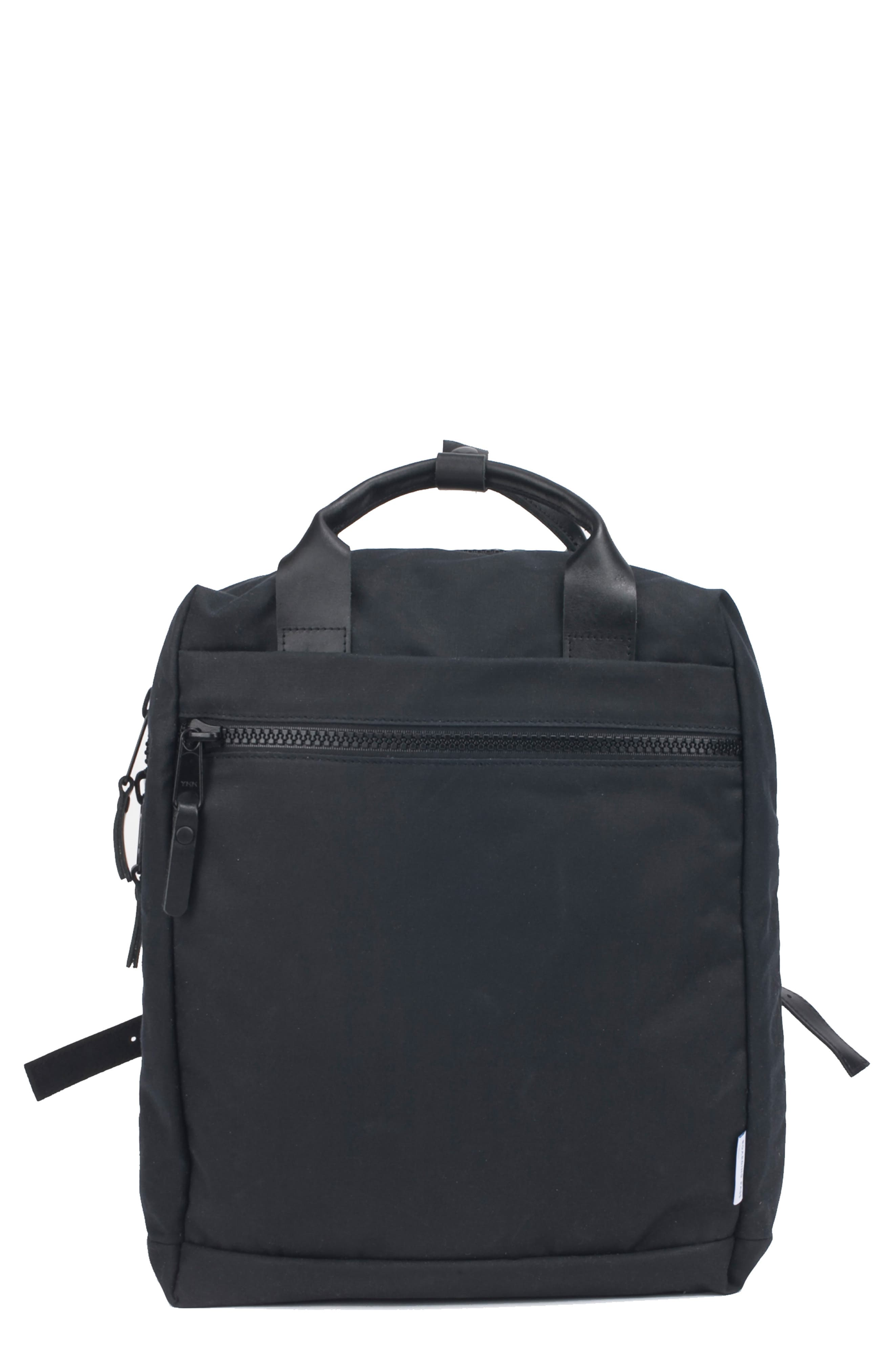 Metro Backpack,                         Main,                         color, BLACK