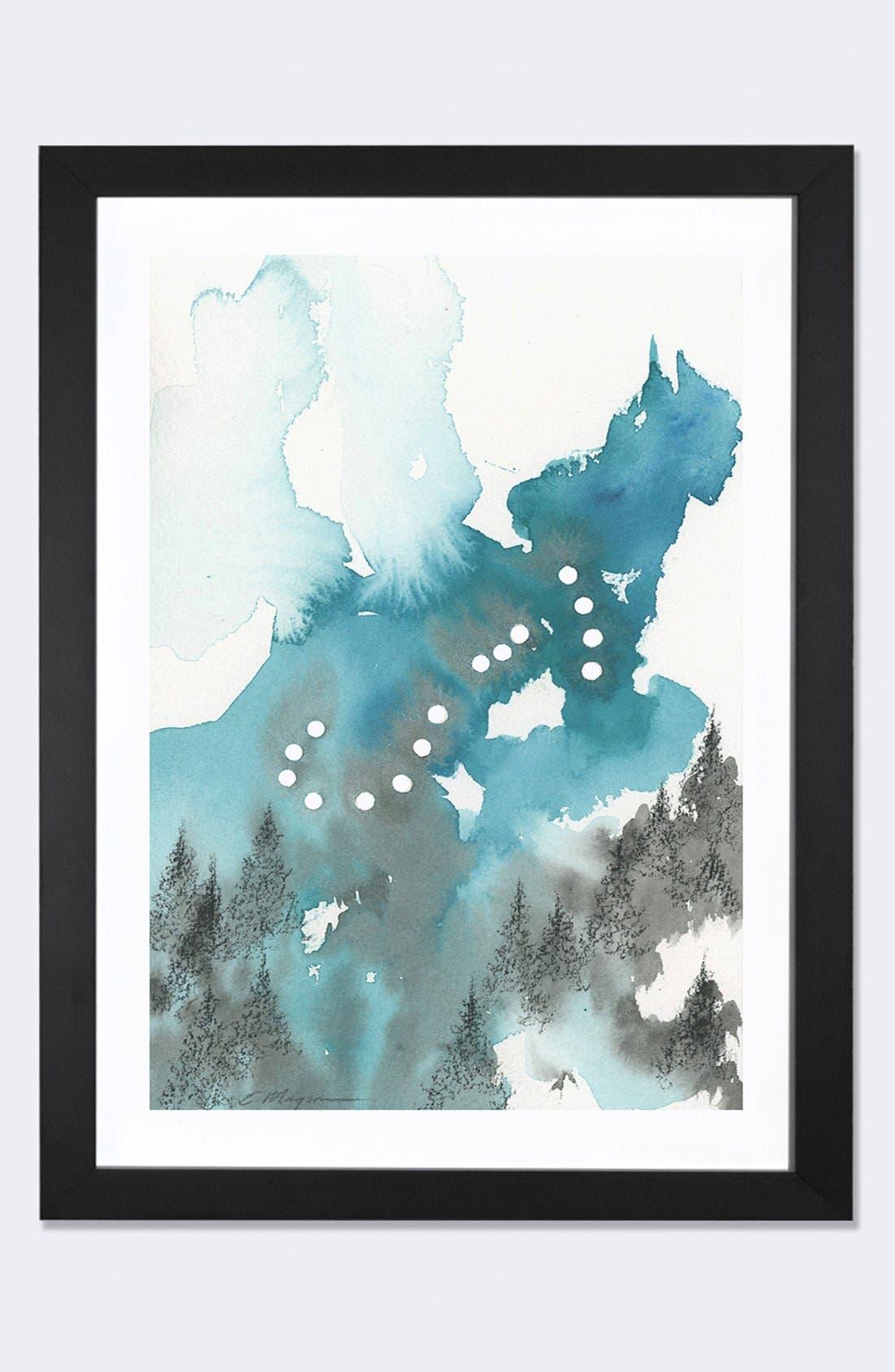 'Scorpio' Framed Fine Art Print,                             Main thumbnail 2, color,